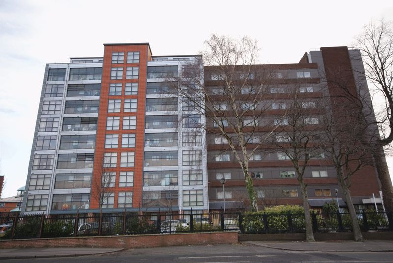 Madison Apartments, Seymour Grove, Manchester