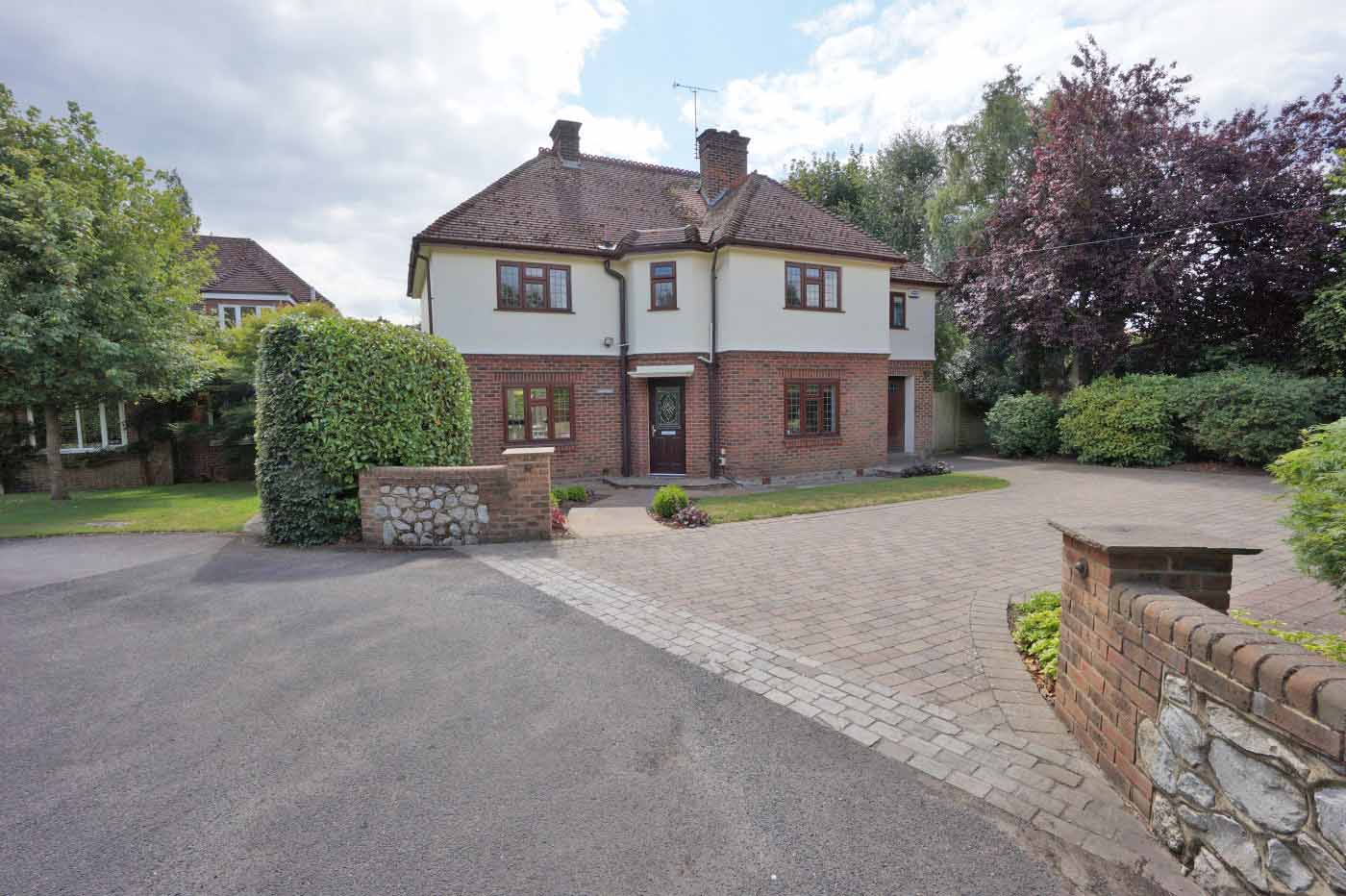 Long Mill Lane, Platt, Sevenoaks, Kent, TN15
