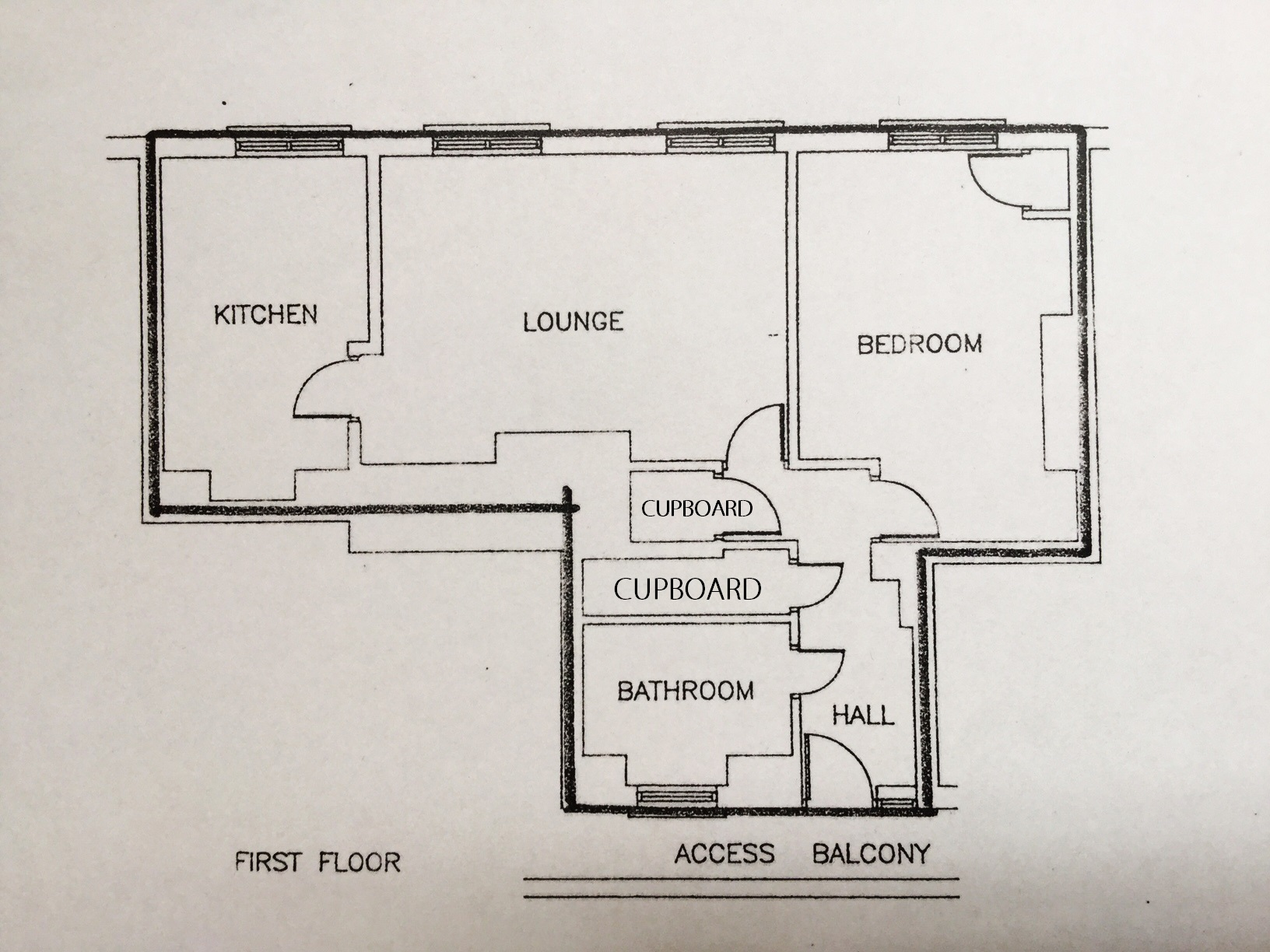Gilbert House, Mcmillan Street,London,SE8 floor plan