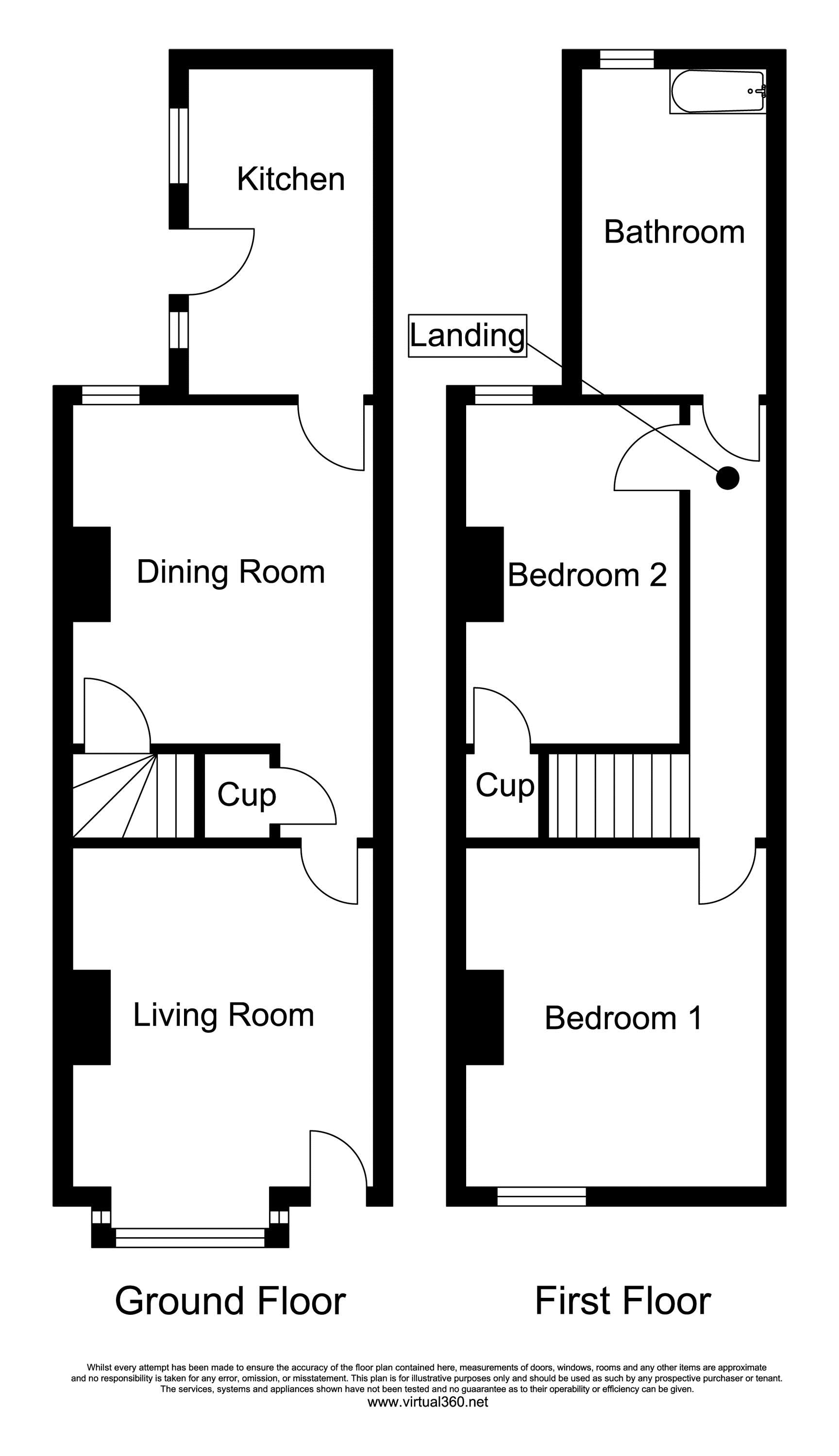 Addison Road, Kings Heath floor plan
