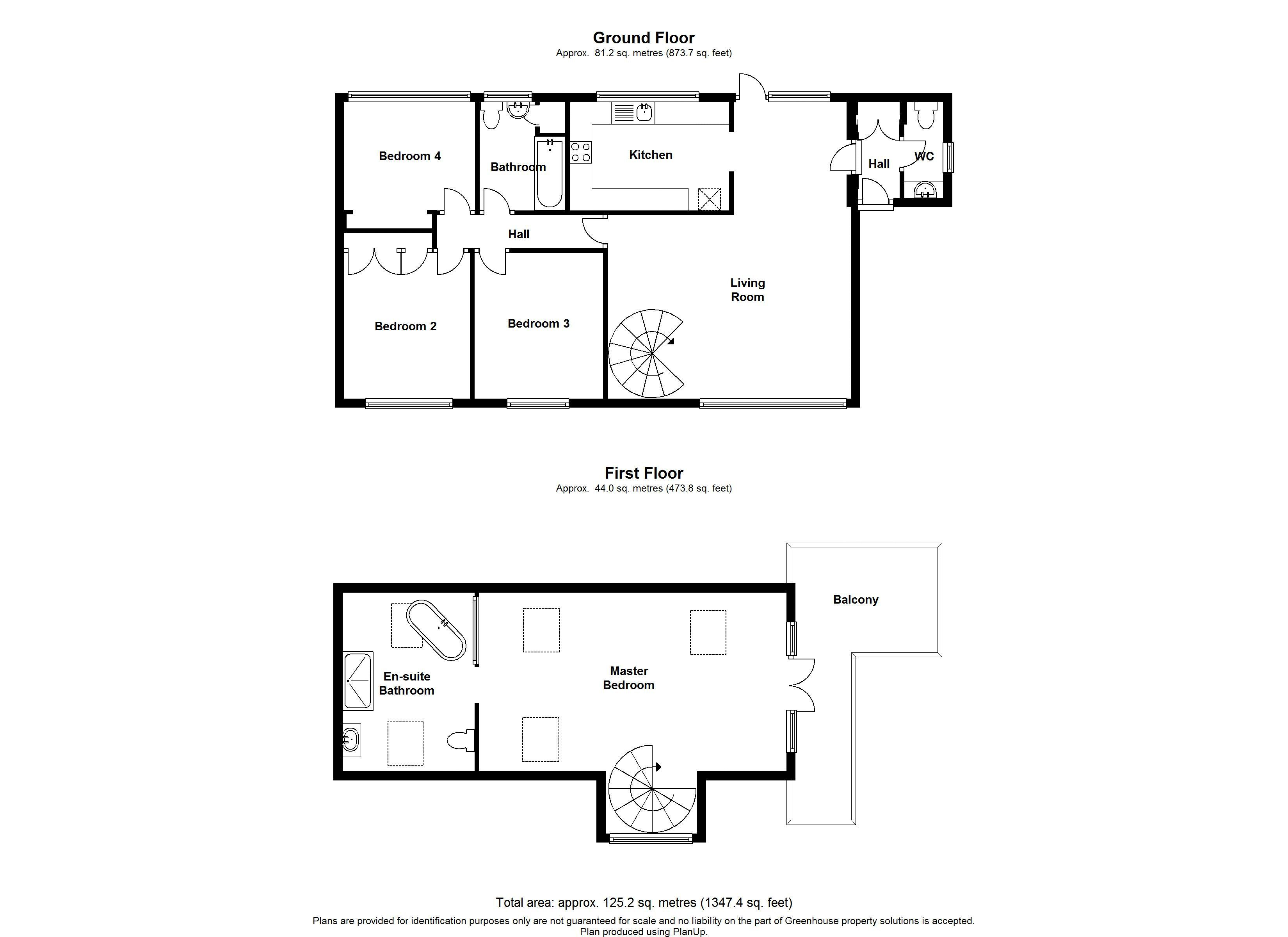 Highland Road, Shortlands,Bromley, BR1 floor plan