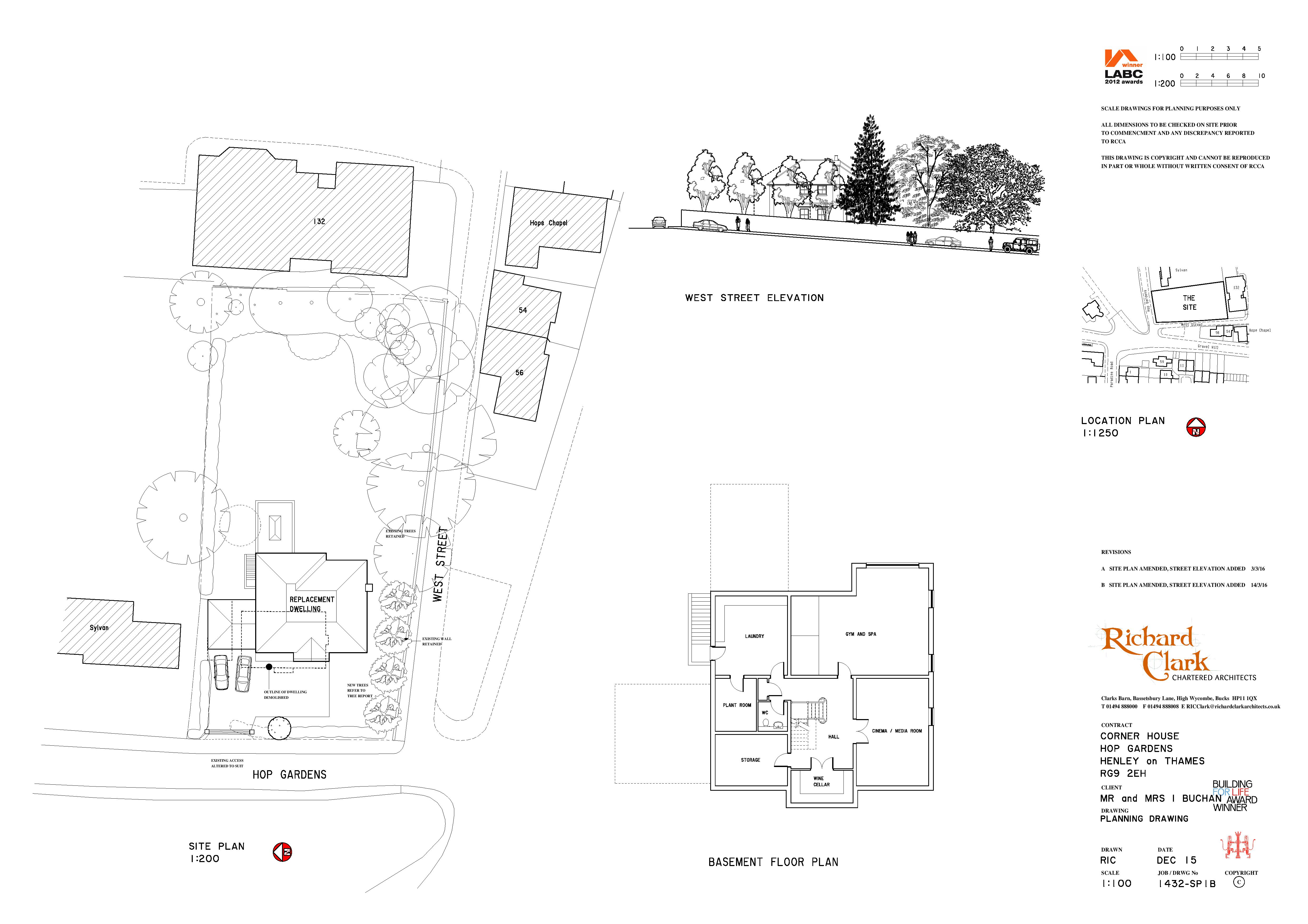 Hop Gardens, Henley-on-thames, RG9 floor plan