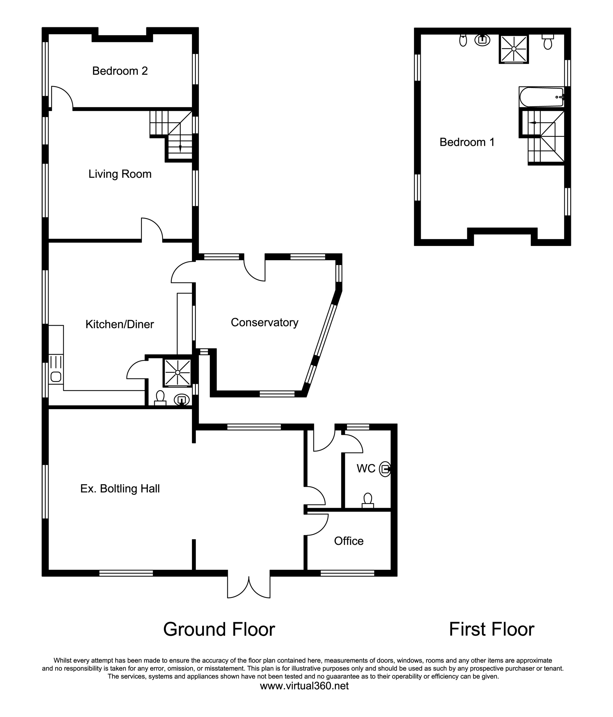 Langdon Hills floor plan