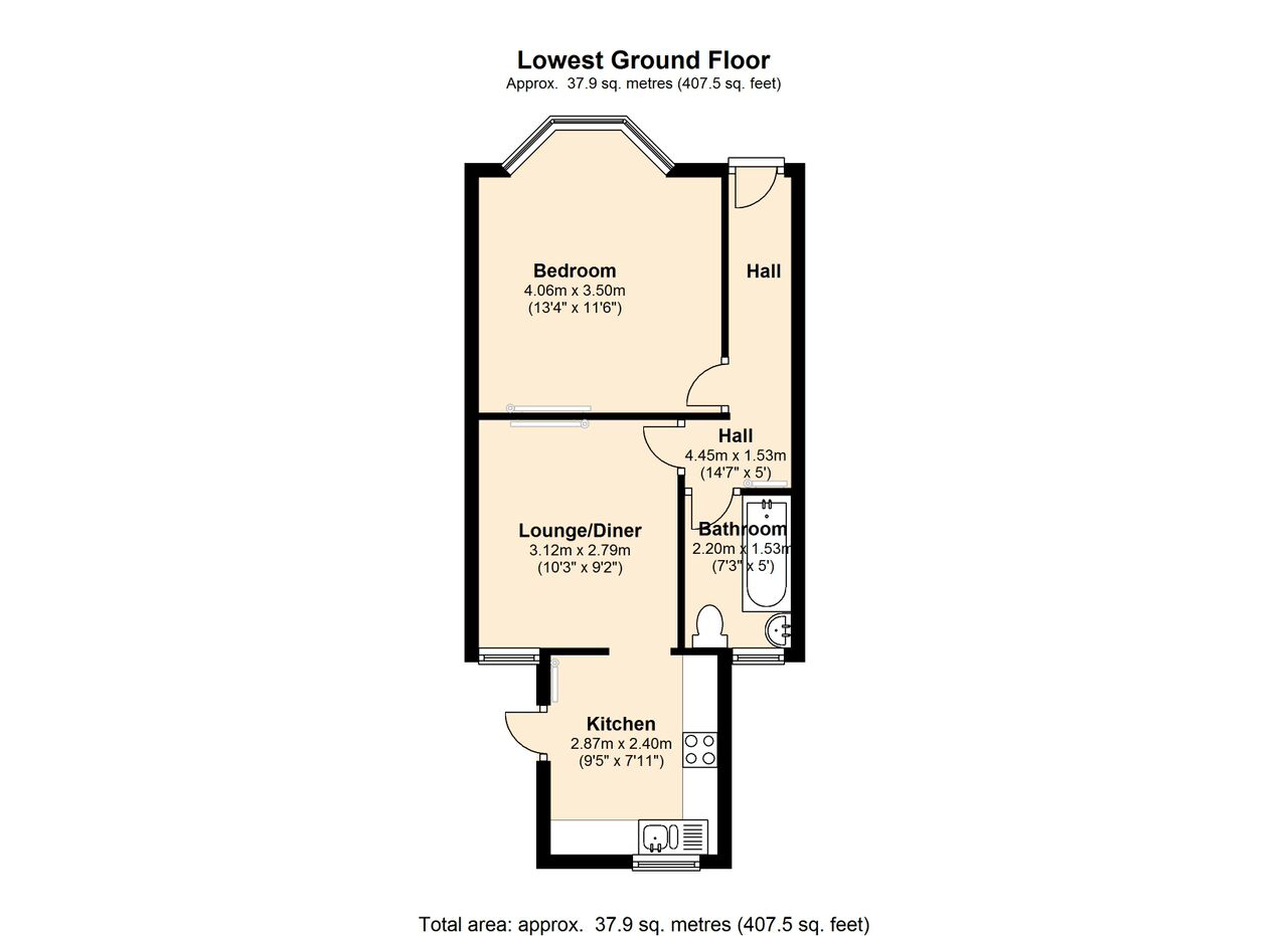 Ronver Road, SE12 floor plan