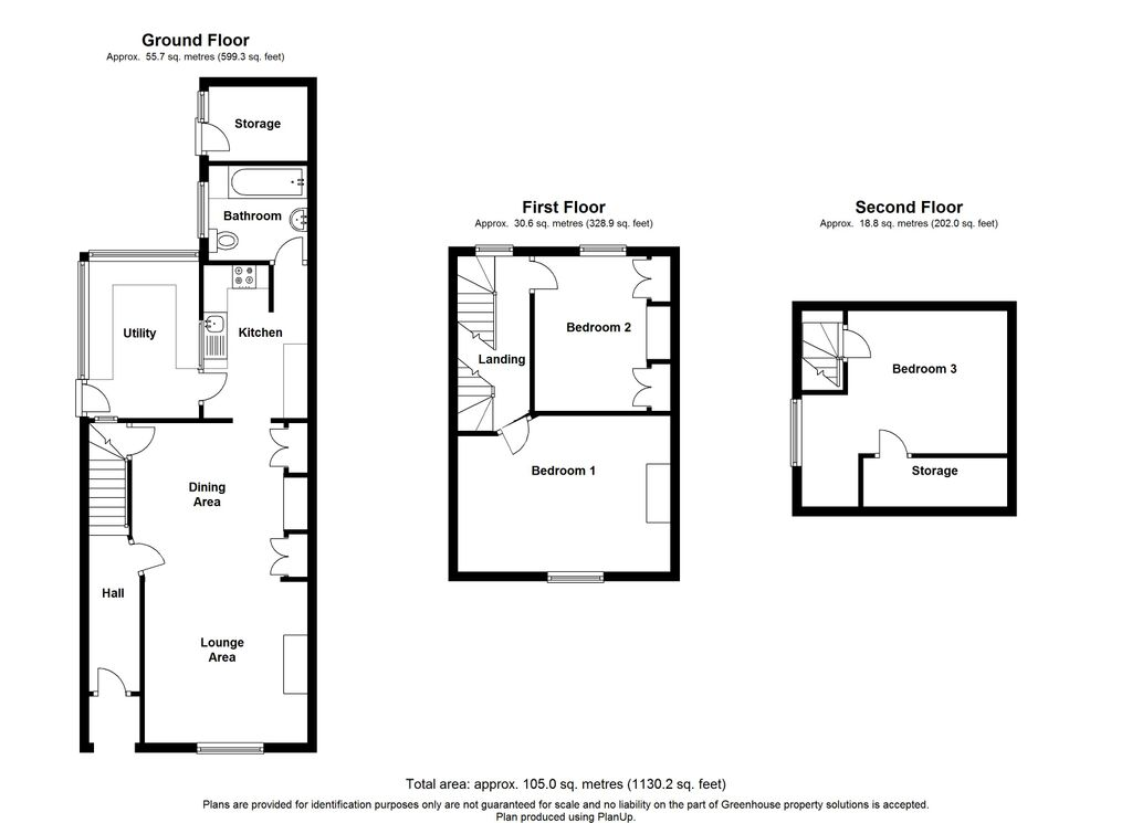 Shrub Lane, Etchingham, TN19 floor plan