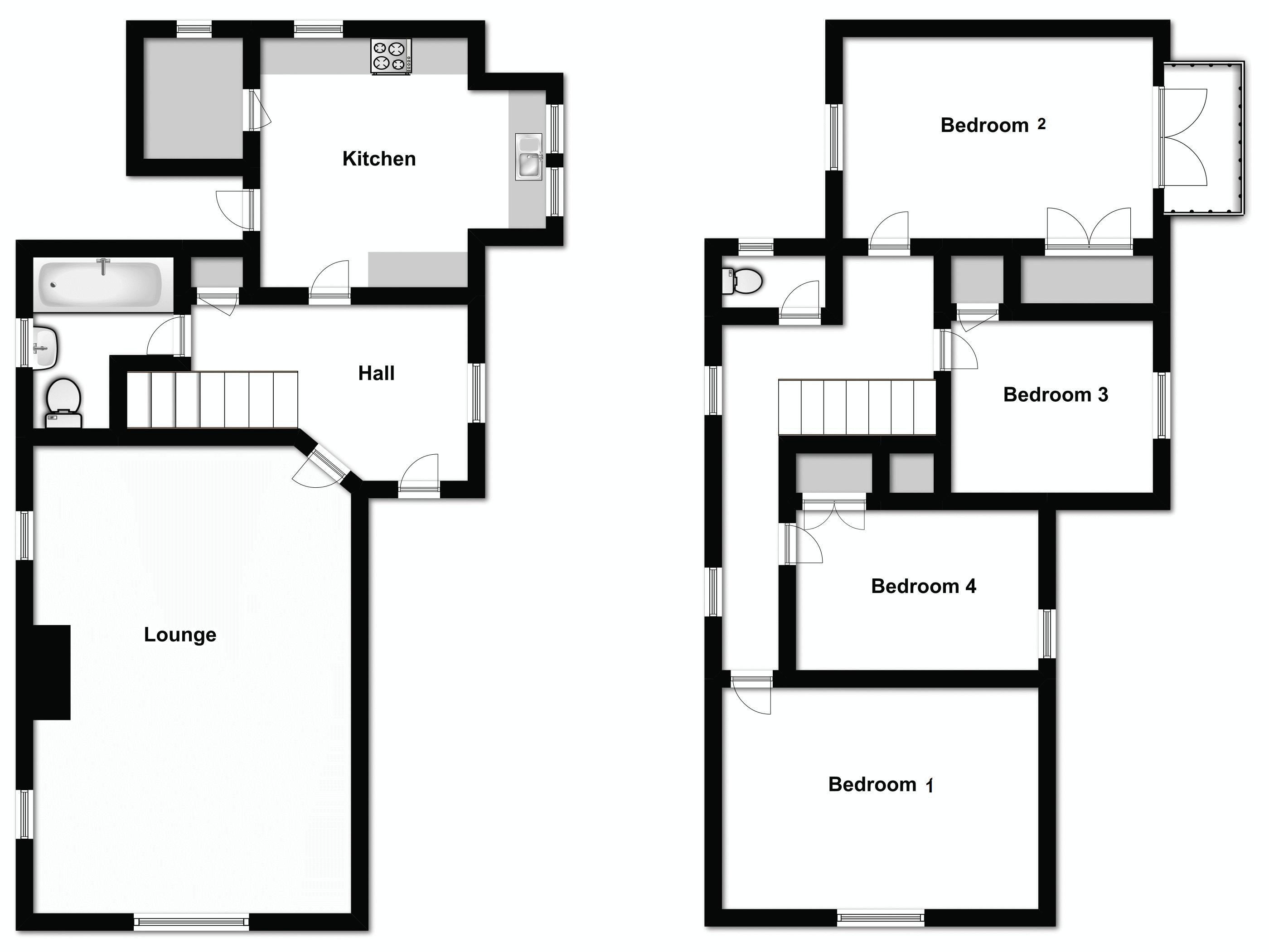 Prince Avenue, Westcliff-On-Sea floor plan