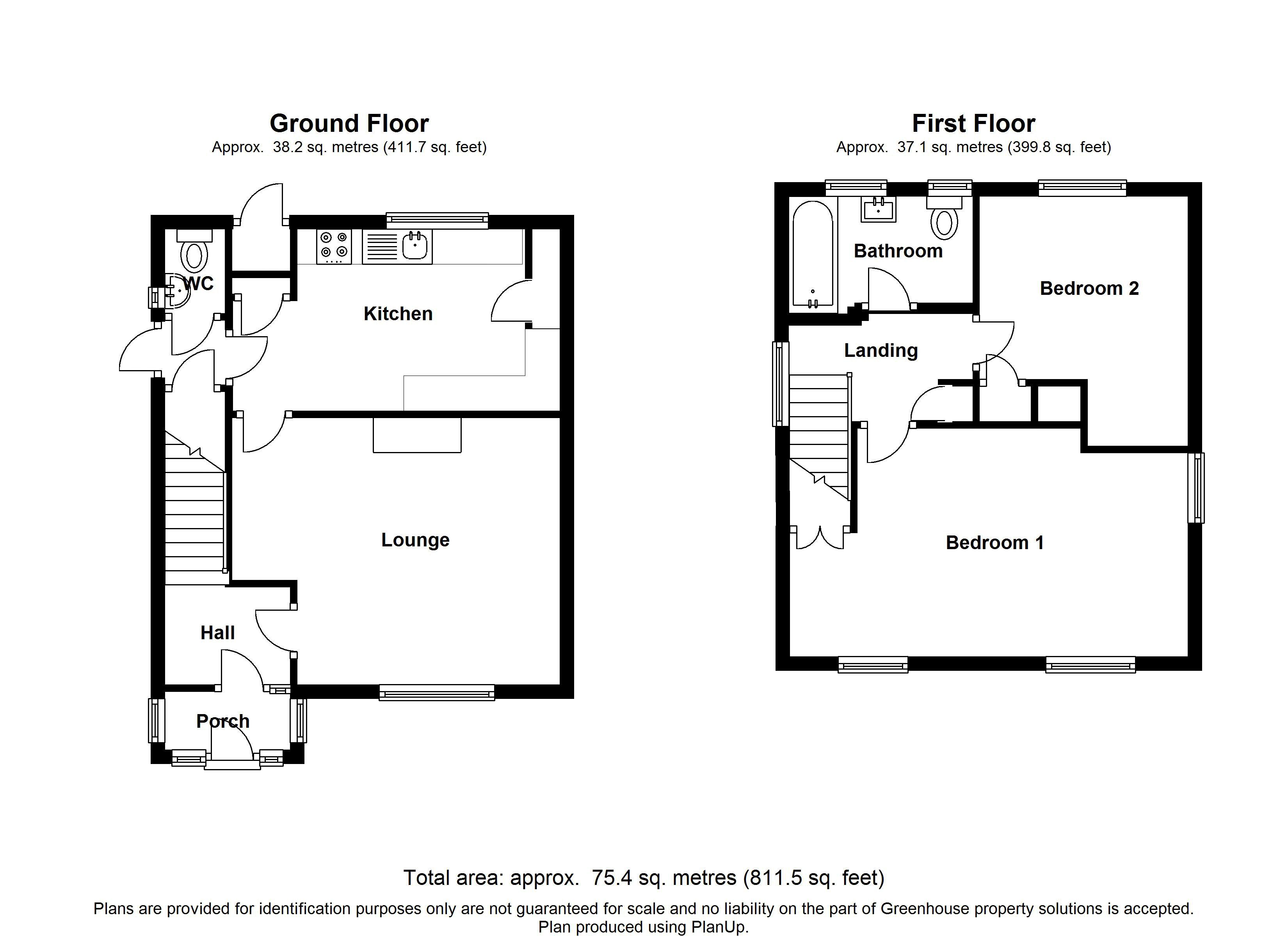 Batchwood Green, Orpington, Kent, BR5 floor plan
