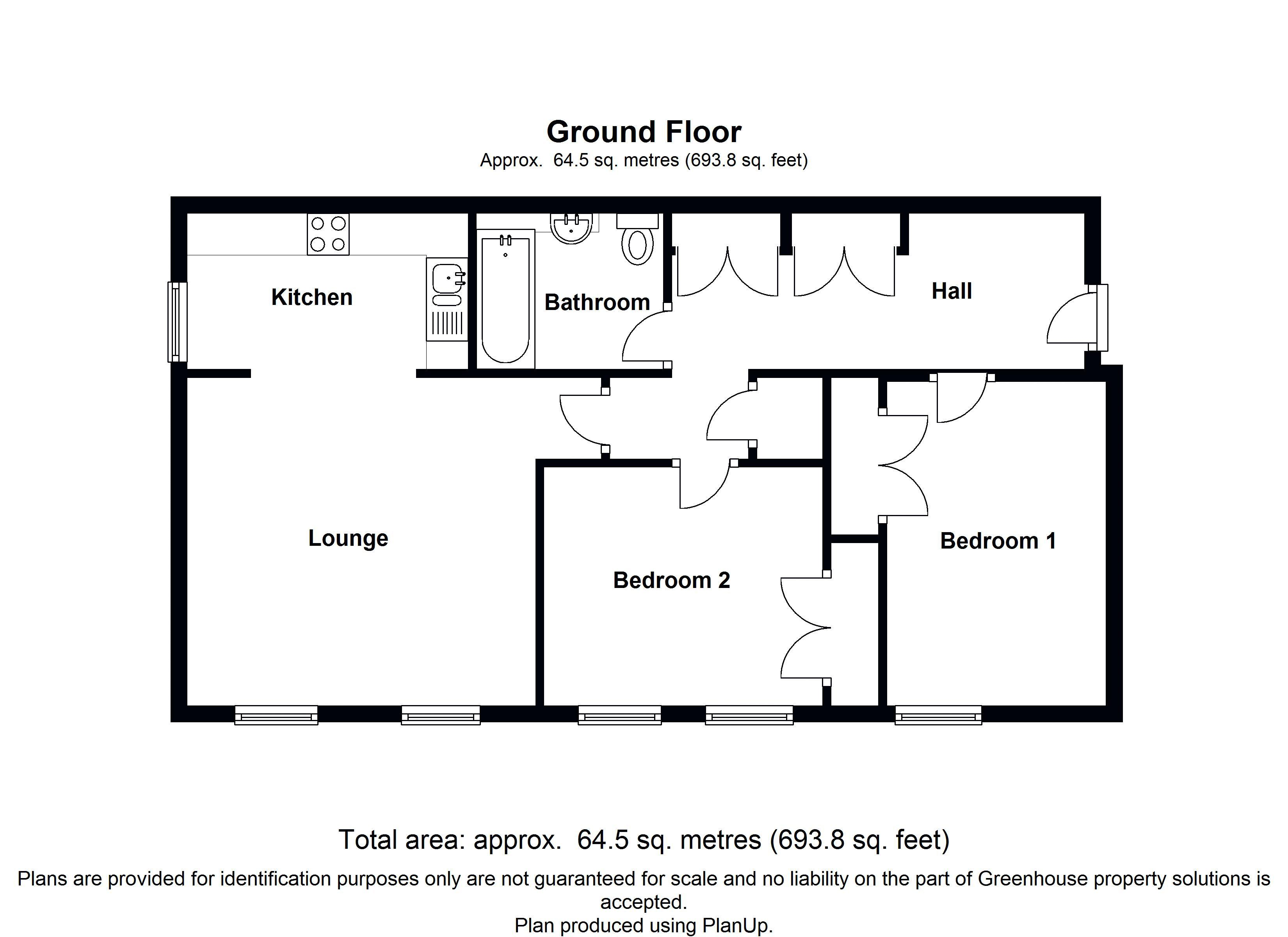 Canning Street, Maidstone floor plan