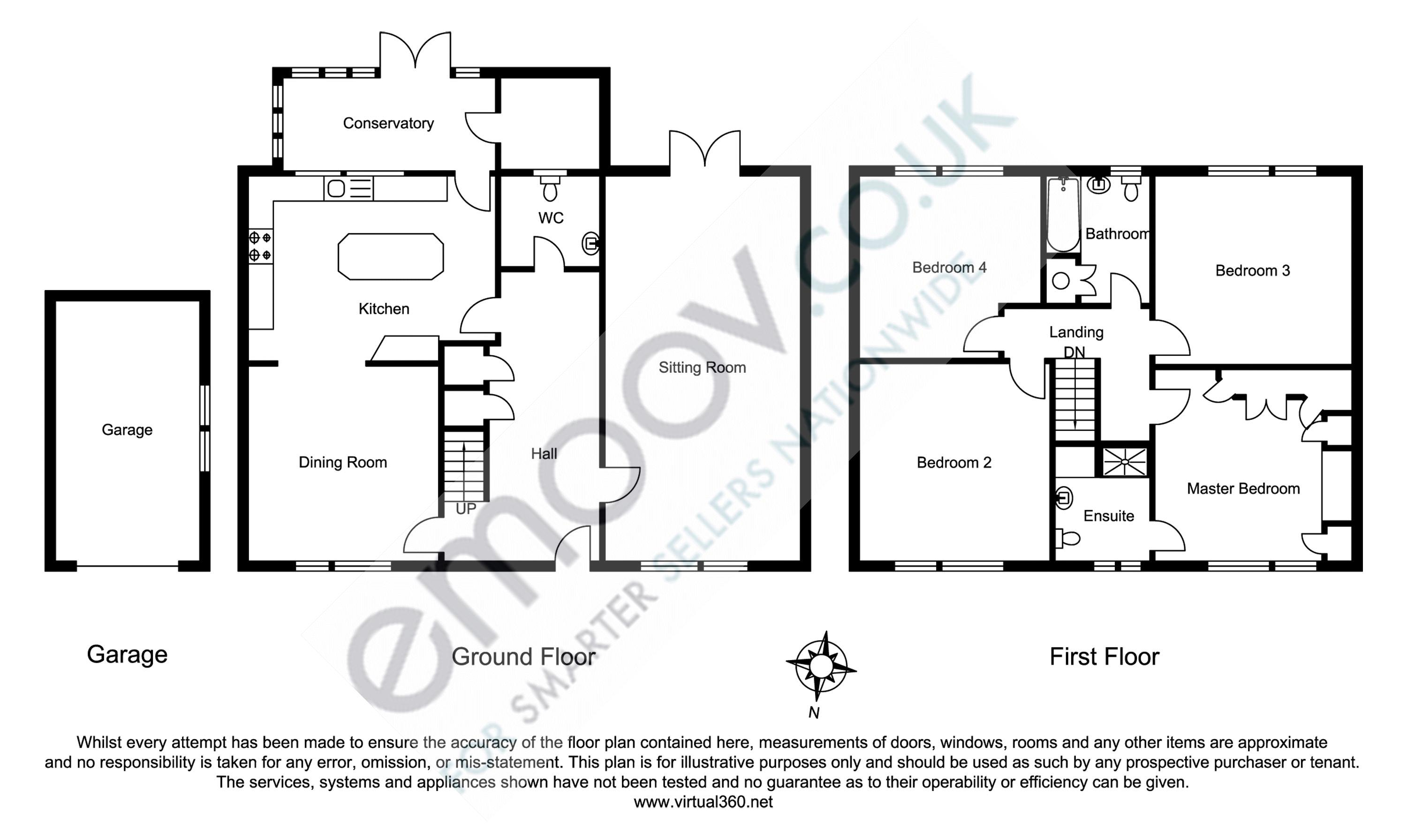 Trundle Lane, Fishlake, Doncaster floor plan