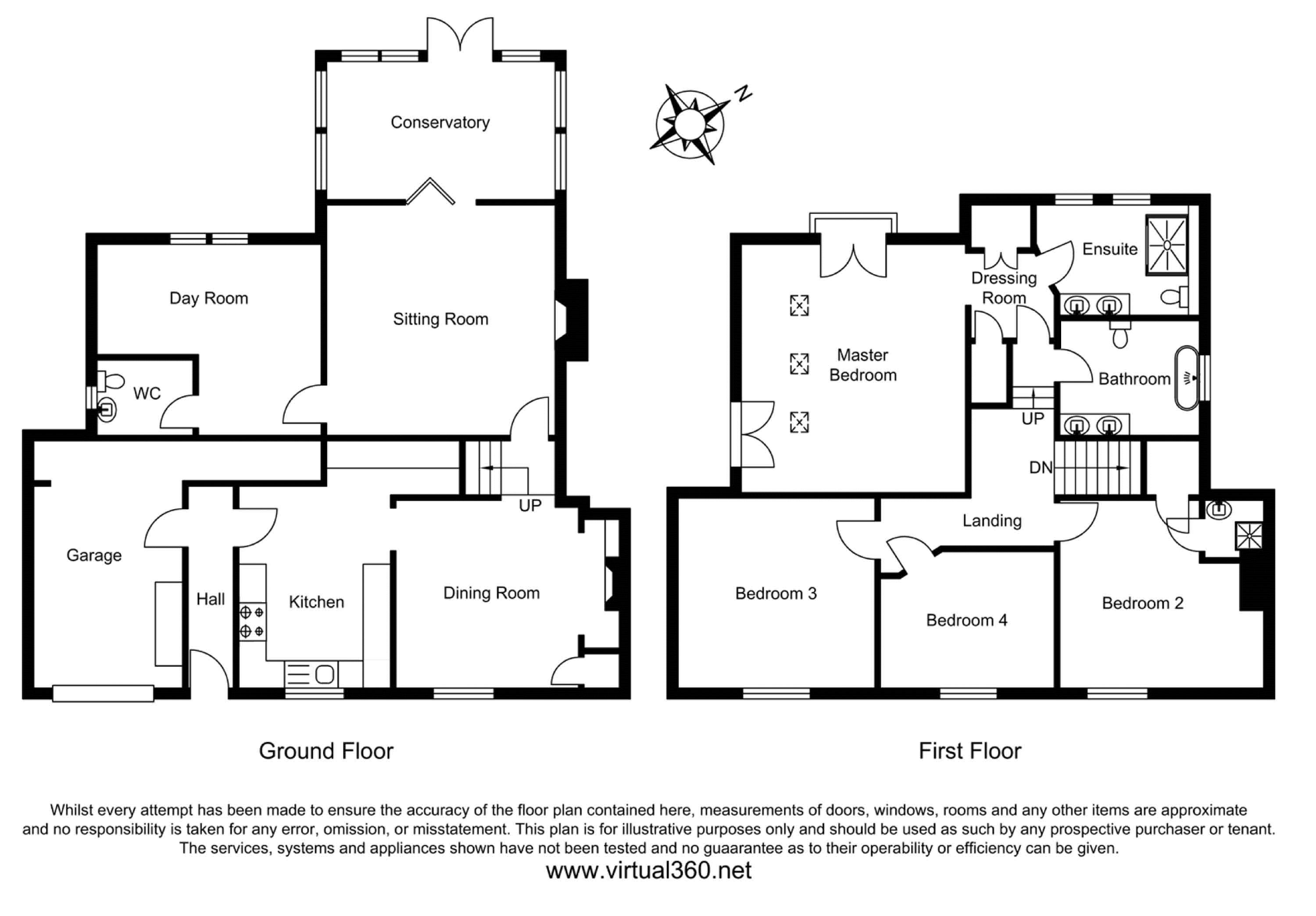 Cawood, Selby floor plan