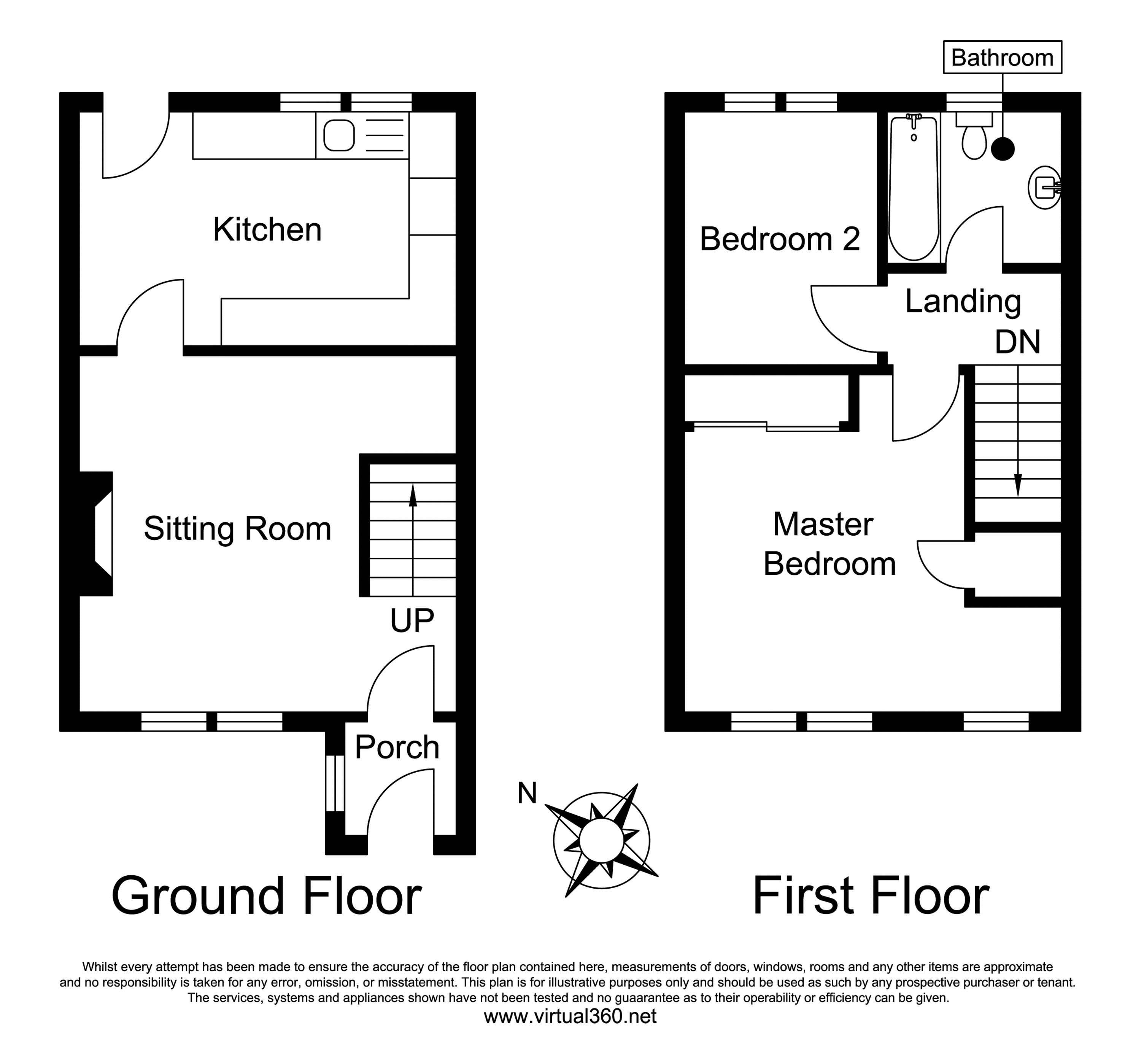 Avenue Nozay, Broughton floor plan