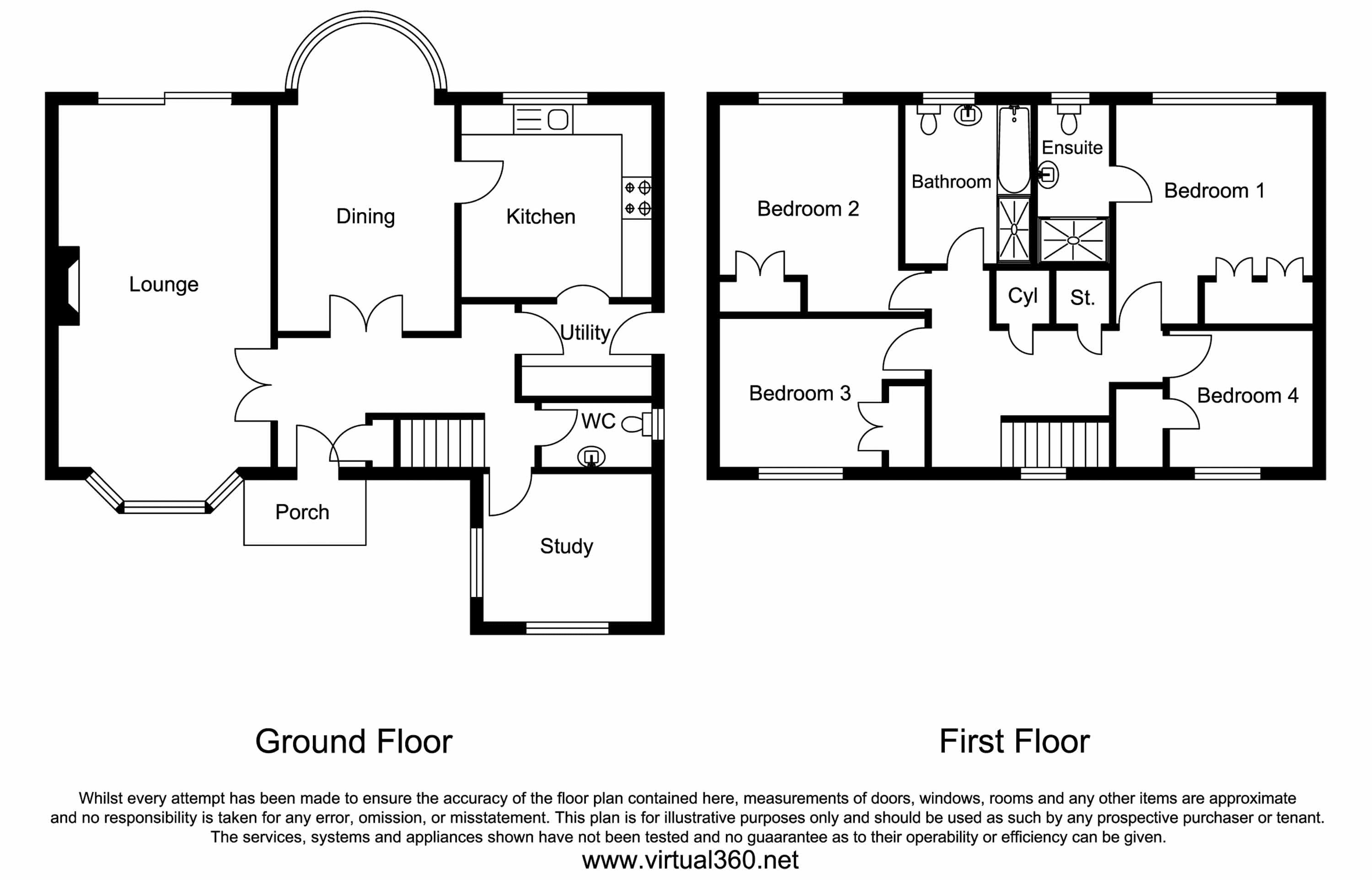 Welton, Lincoln floor plan