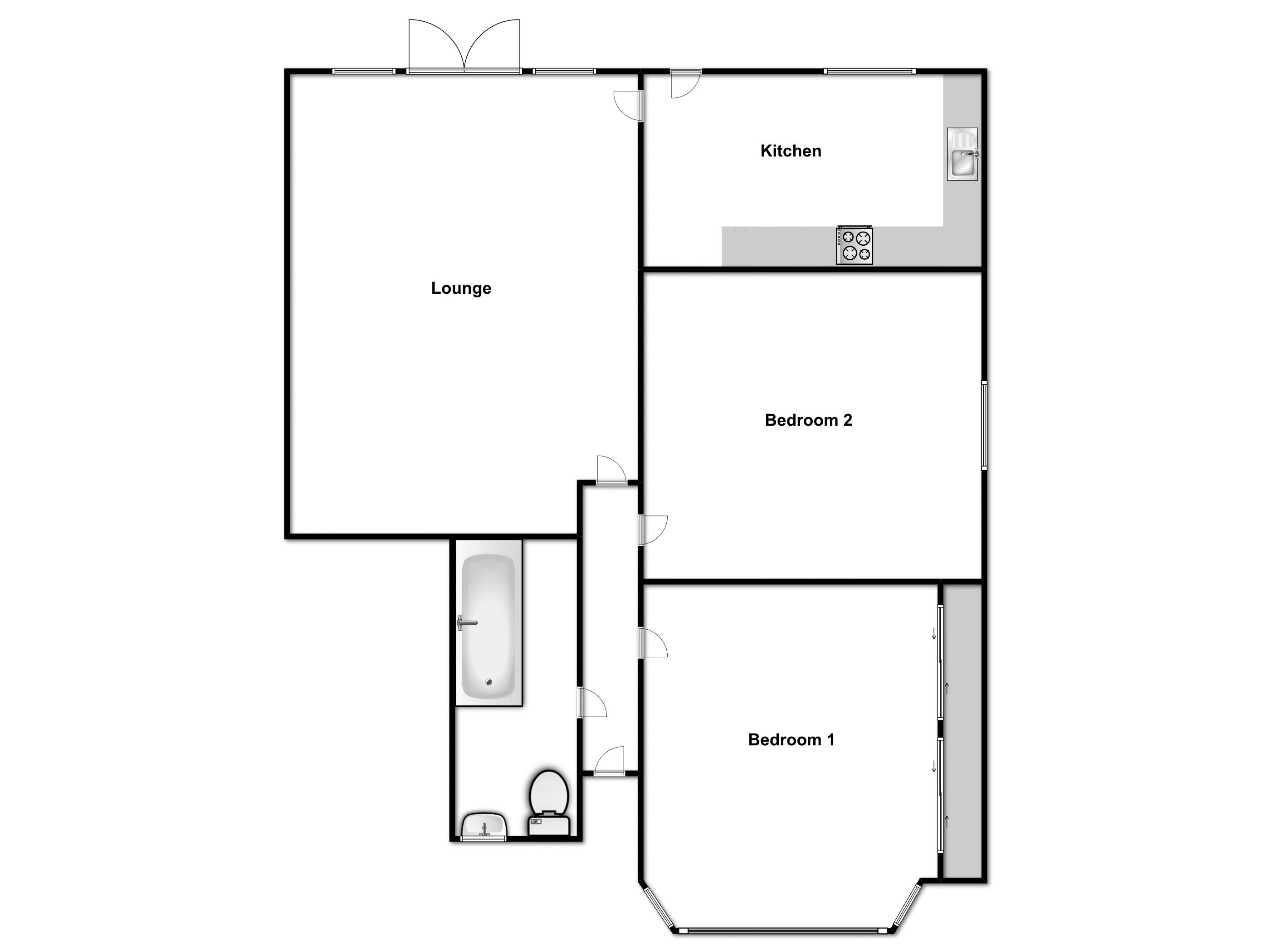 Avenue Road, Harold Wood, RM3 floor plan