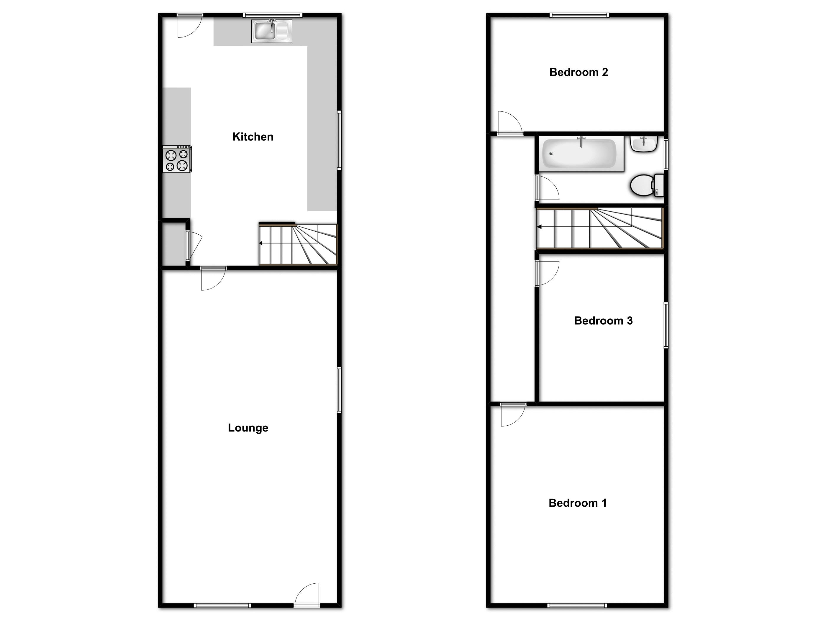 Mill Road, Great Totham floor plan
