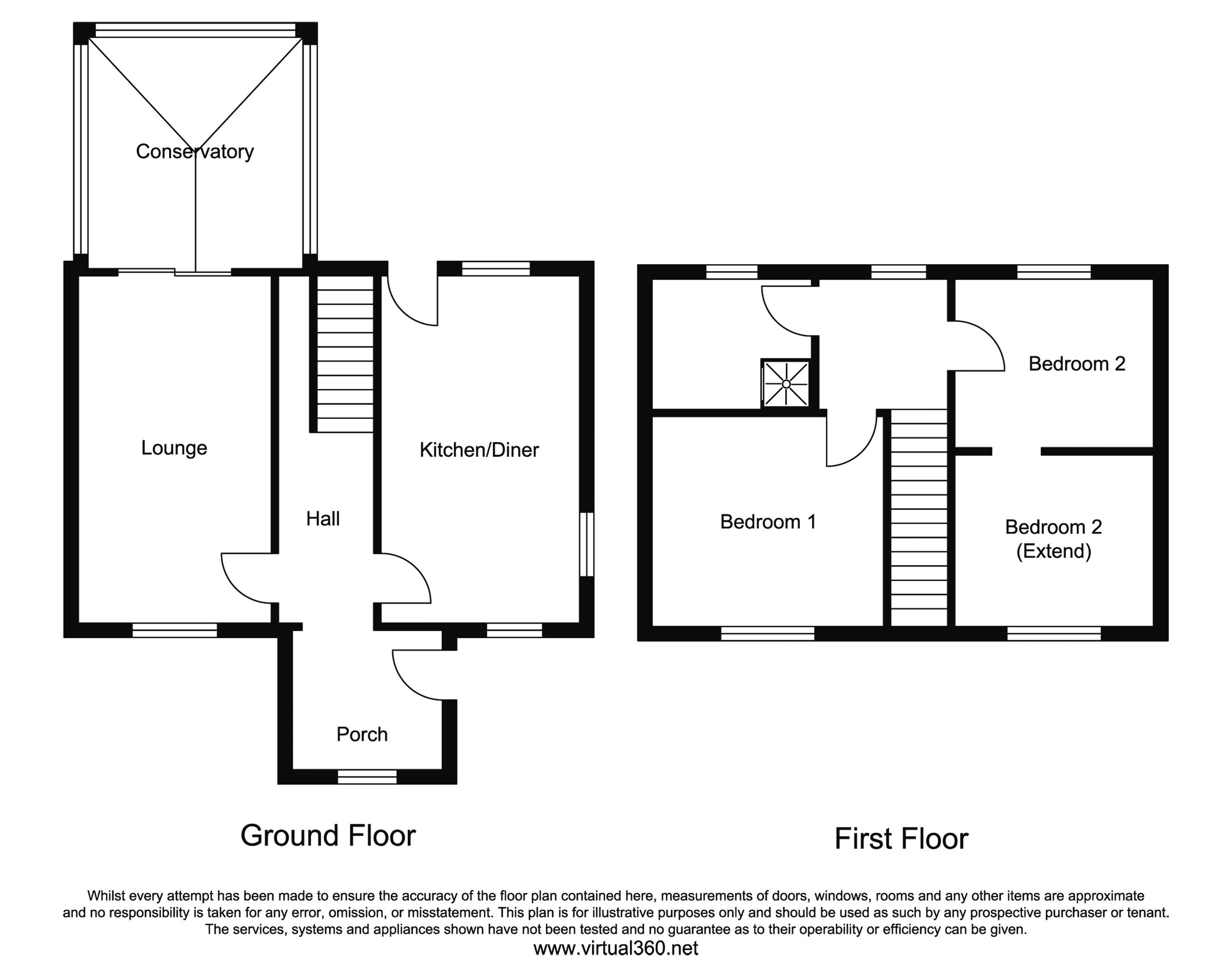Wassell Drive, Bewdley floor plan