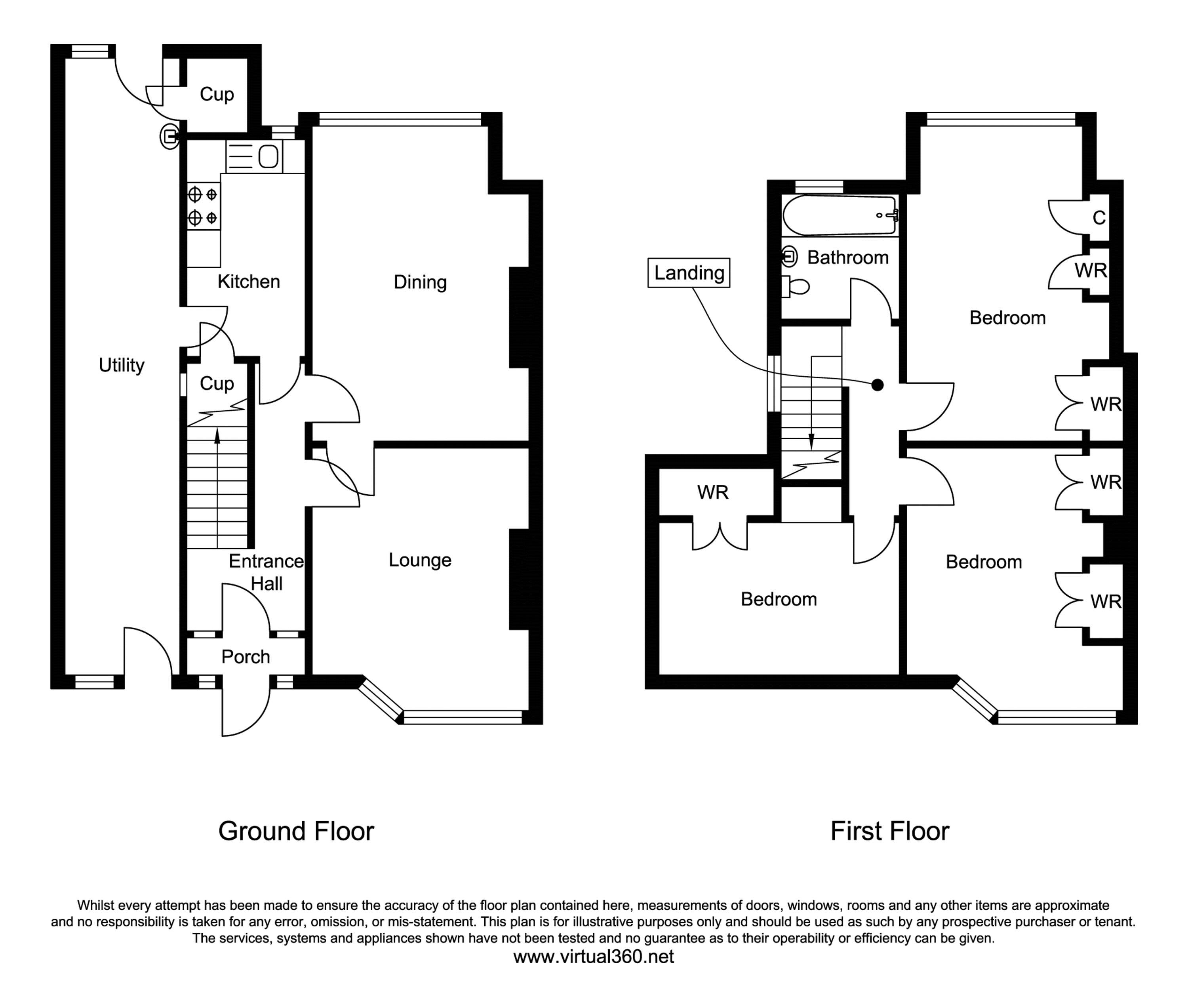 Corfe Road, Coseley, Bilston floor plan
