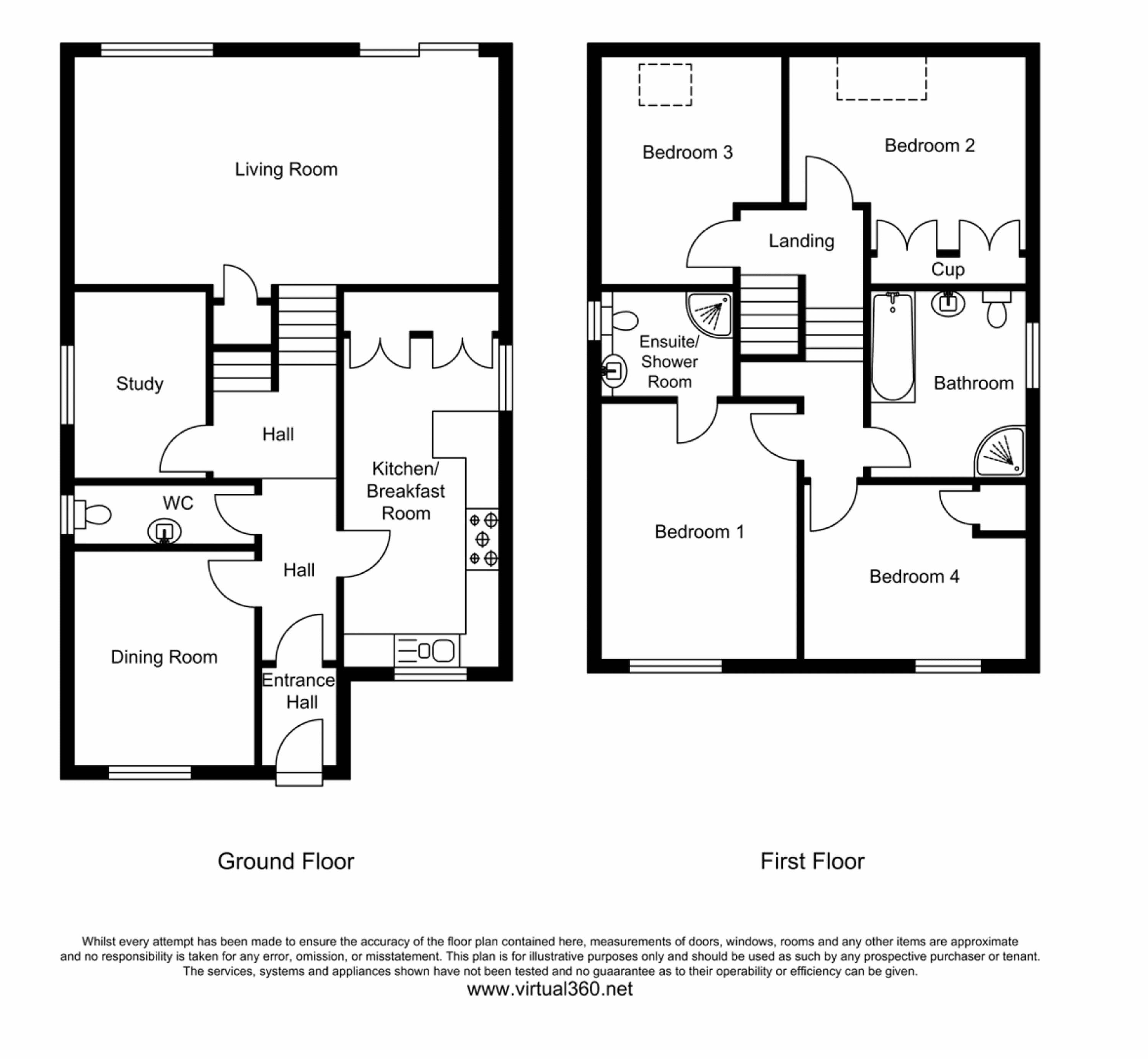 Mafeking, Chapeltown, Sheffield floor plan