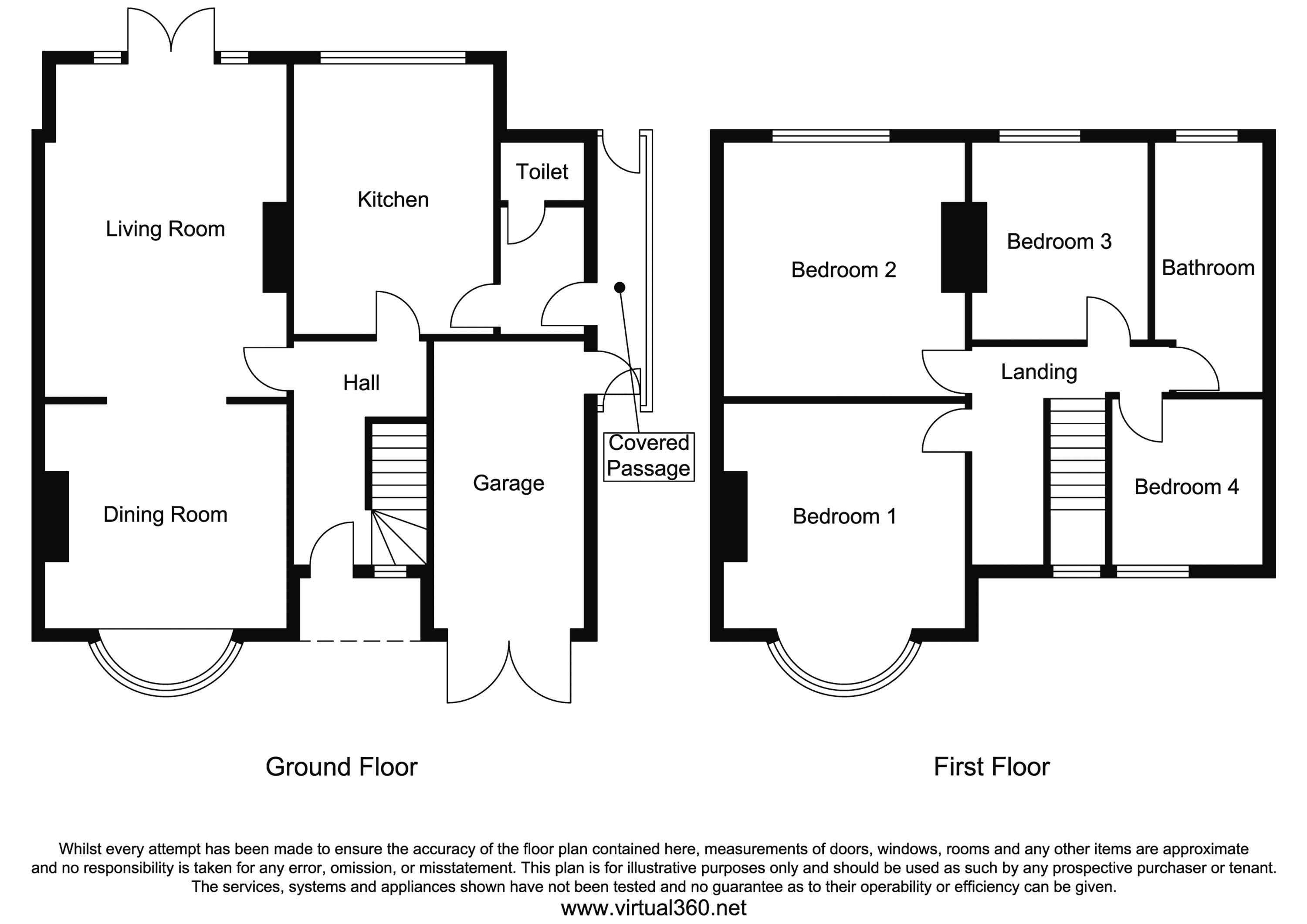 Goldieslie Road, Sutton Coldfield floor plan