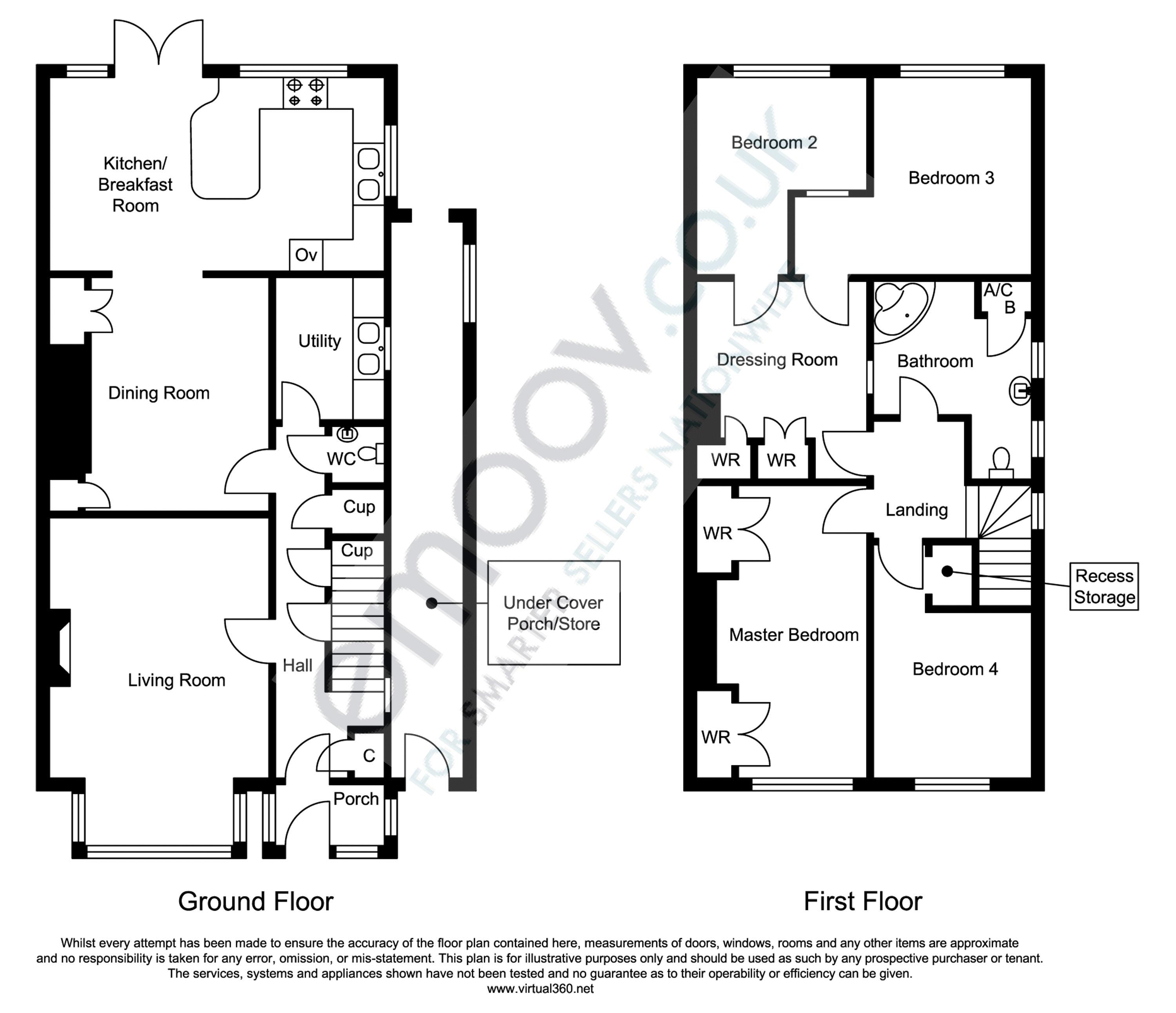 West View Road, Bristol floor plan
