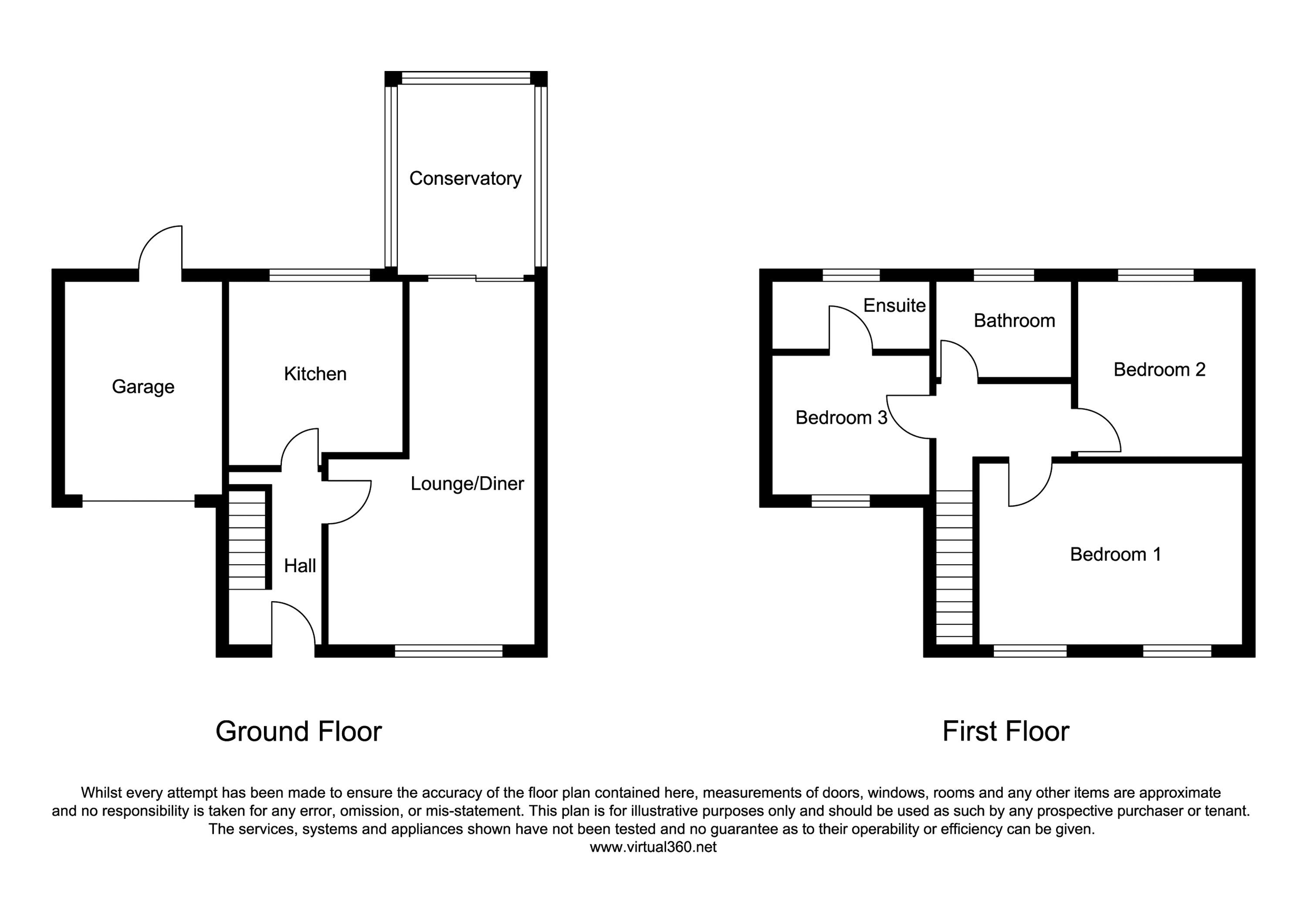 Overberry Orchard, Leamington Spa floor plan