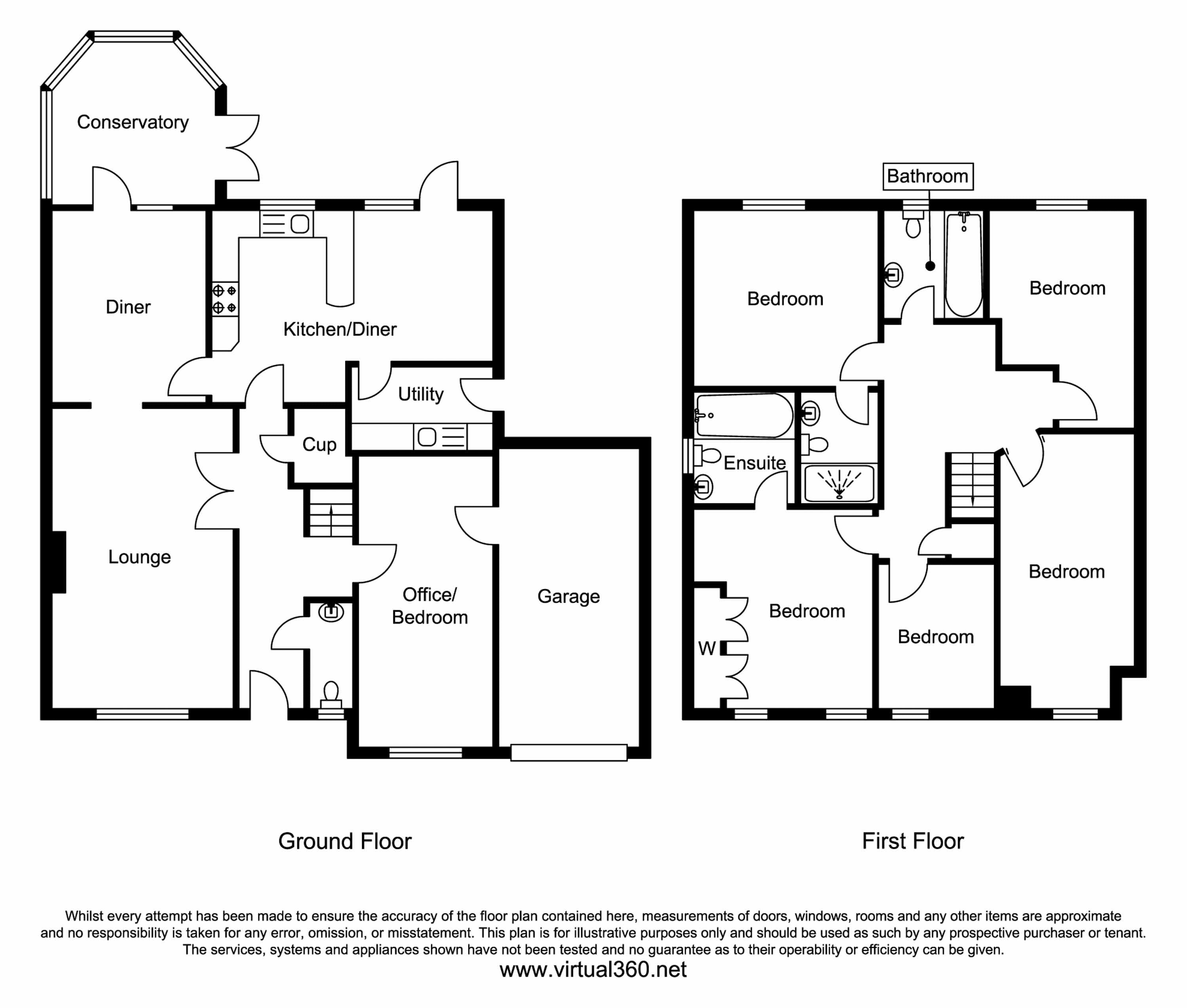 Oakleigh Road, Bradford floor plan