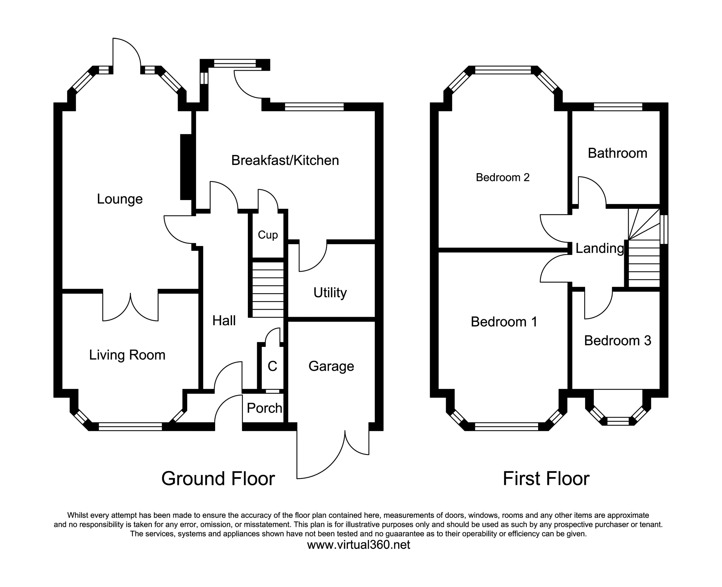 Westwood Road, Sutton Coldfield floor plan