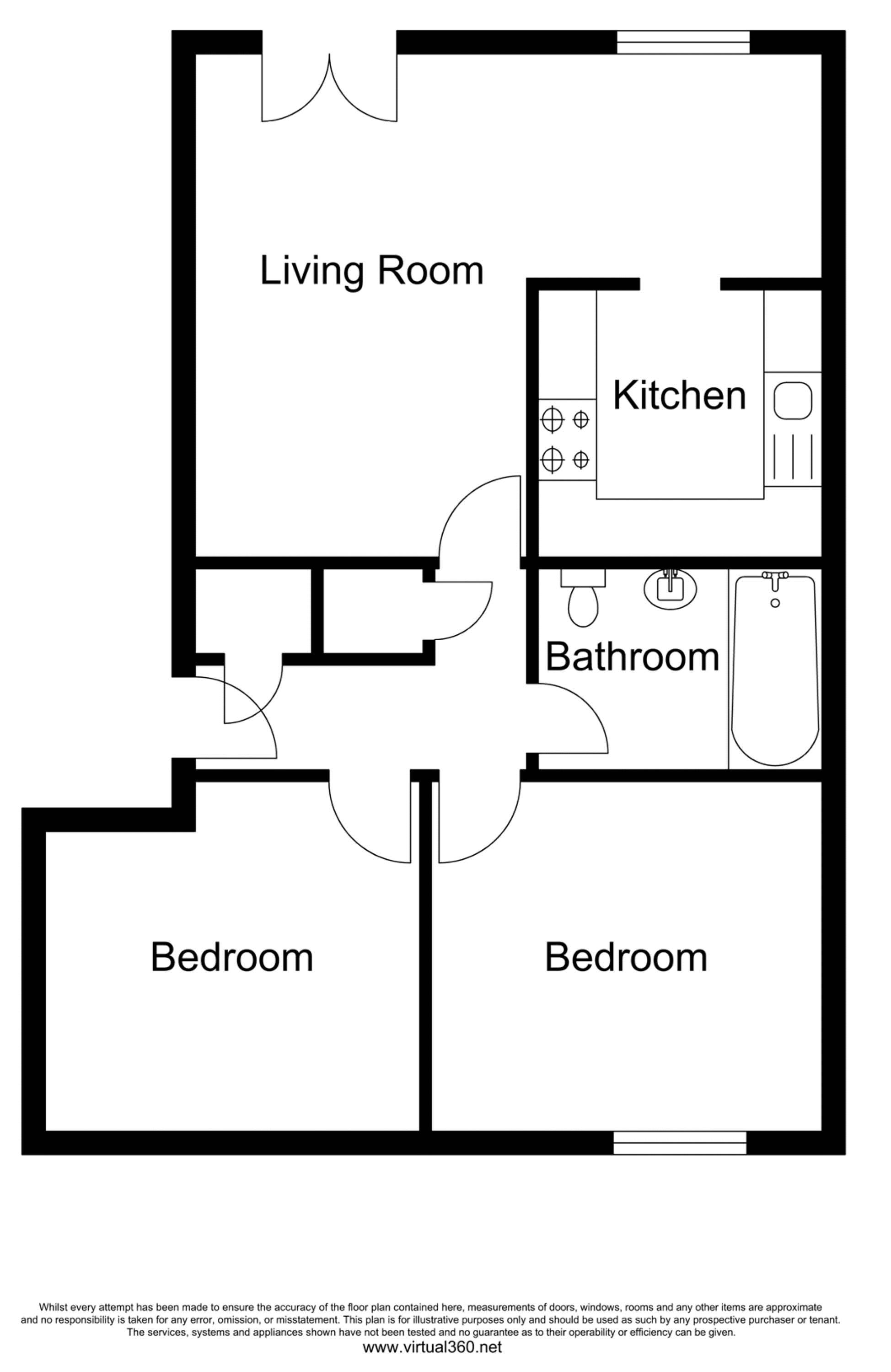 Hazeldene Court, Tynemouth, North Shields floor plan