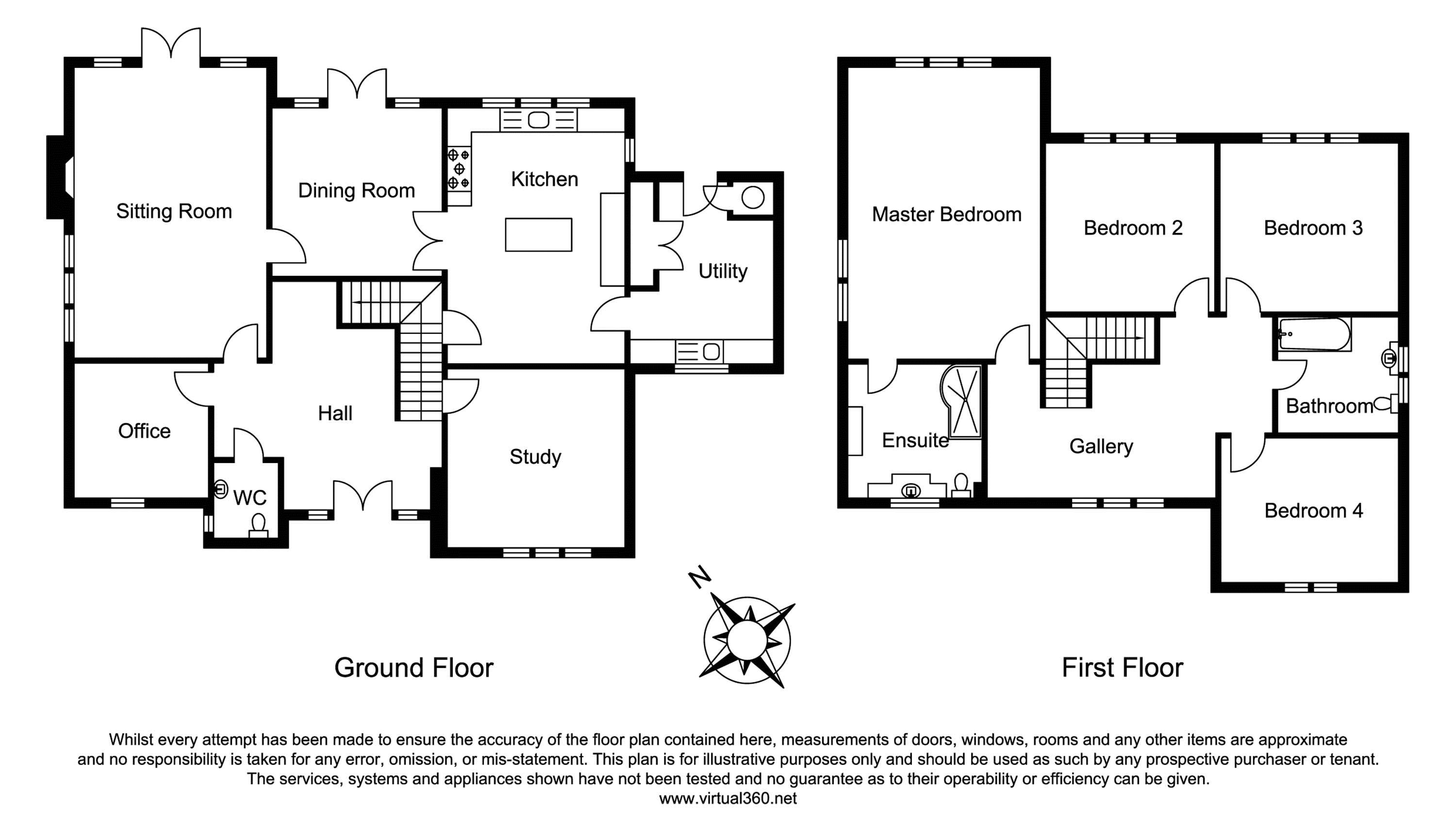 Rushmoor House, Selby Road, Selby floor plan