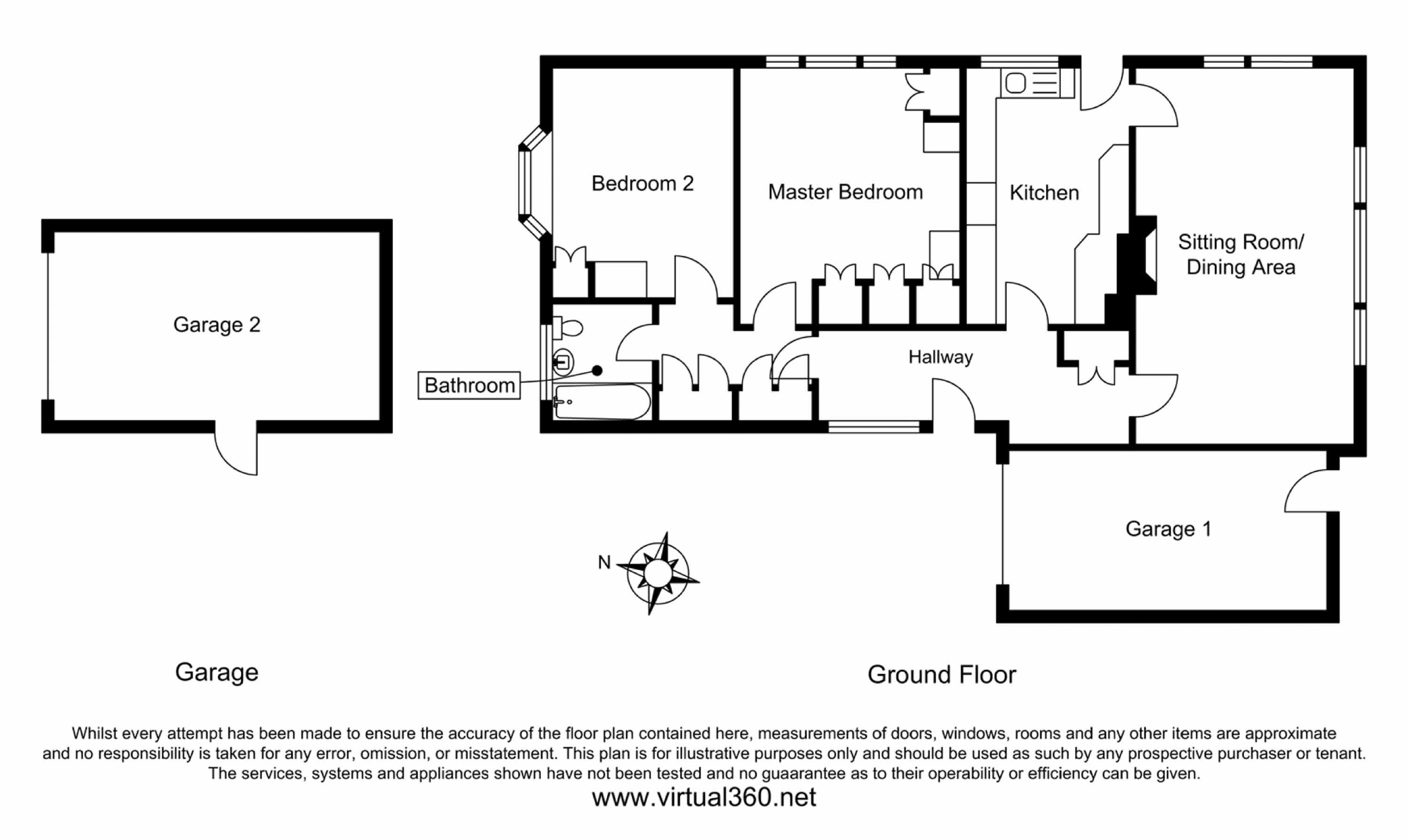 Field Road, Scunthorpe floor plan