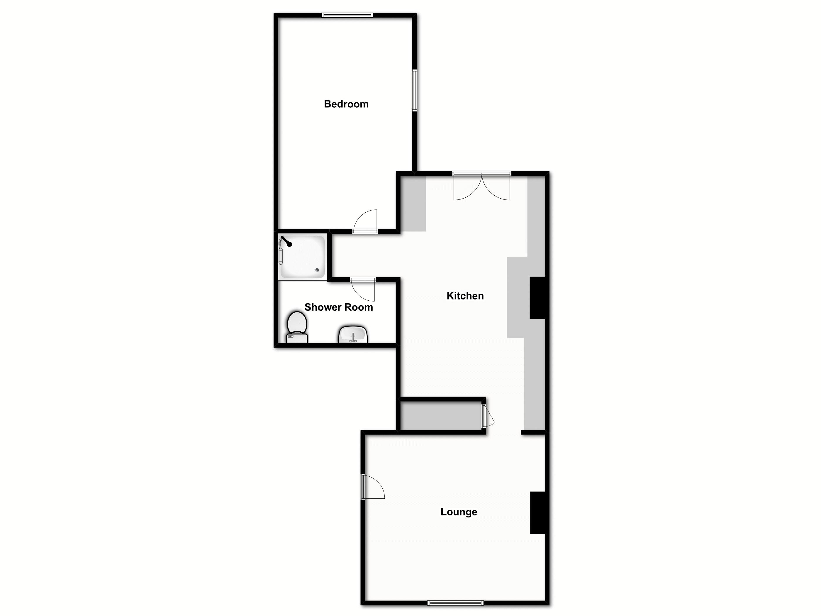 Glendale Gardens, Leigh-on-sea floor plan
