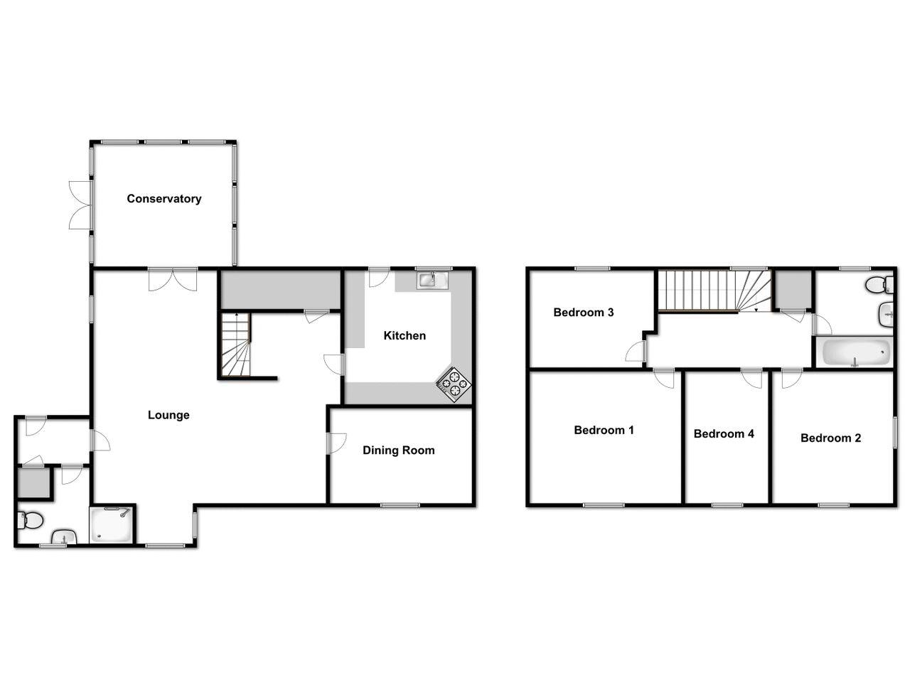 Inchbonnie Road, Chelmsford floor plan