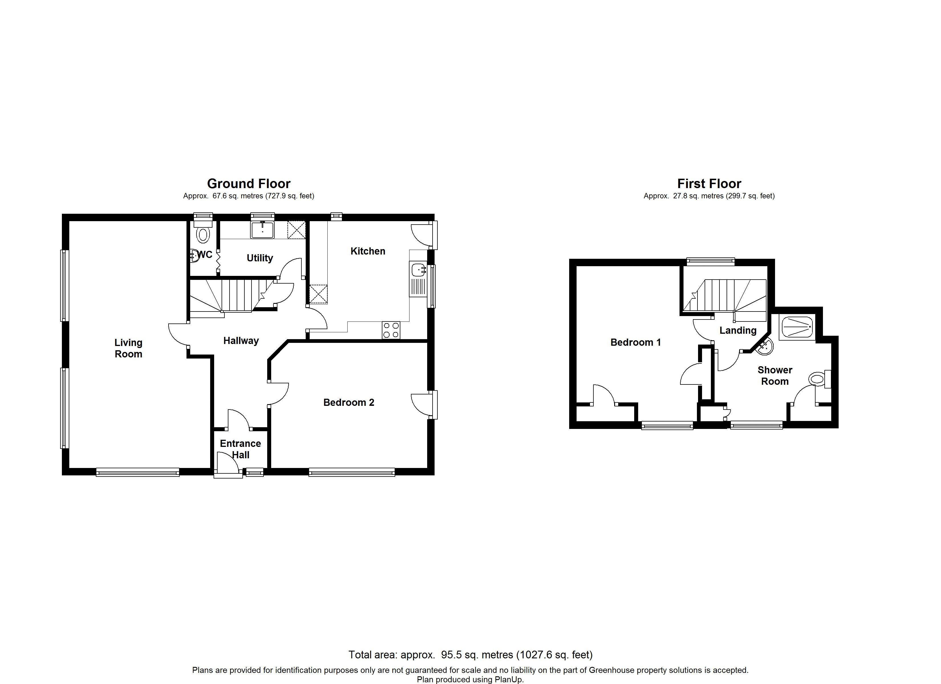 Kent Road, Margate floor plan