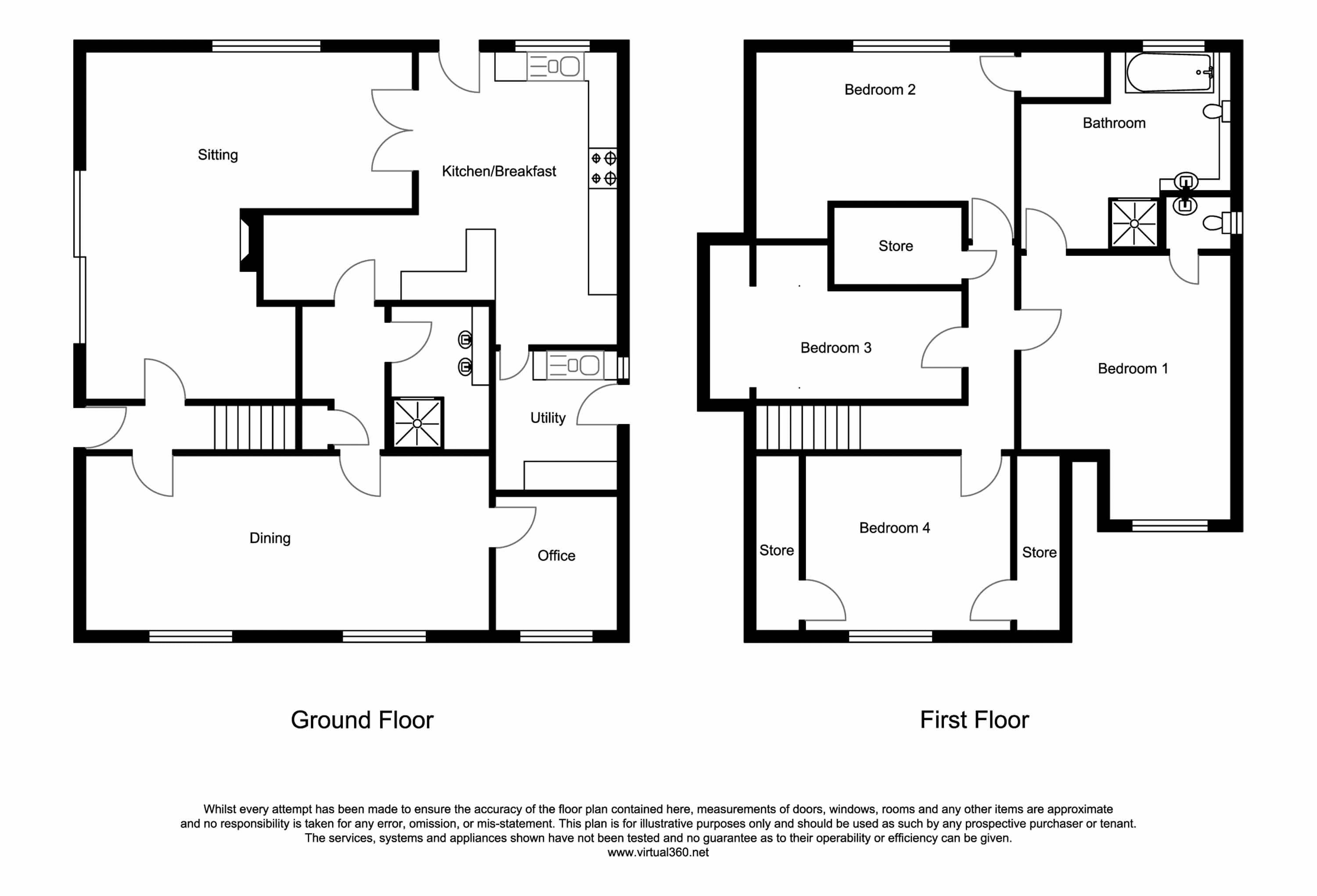Allesley Hall Drive, Coventry floor plan