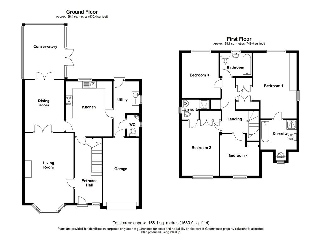 Constantine Road, Ashford floor plan