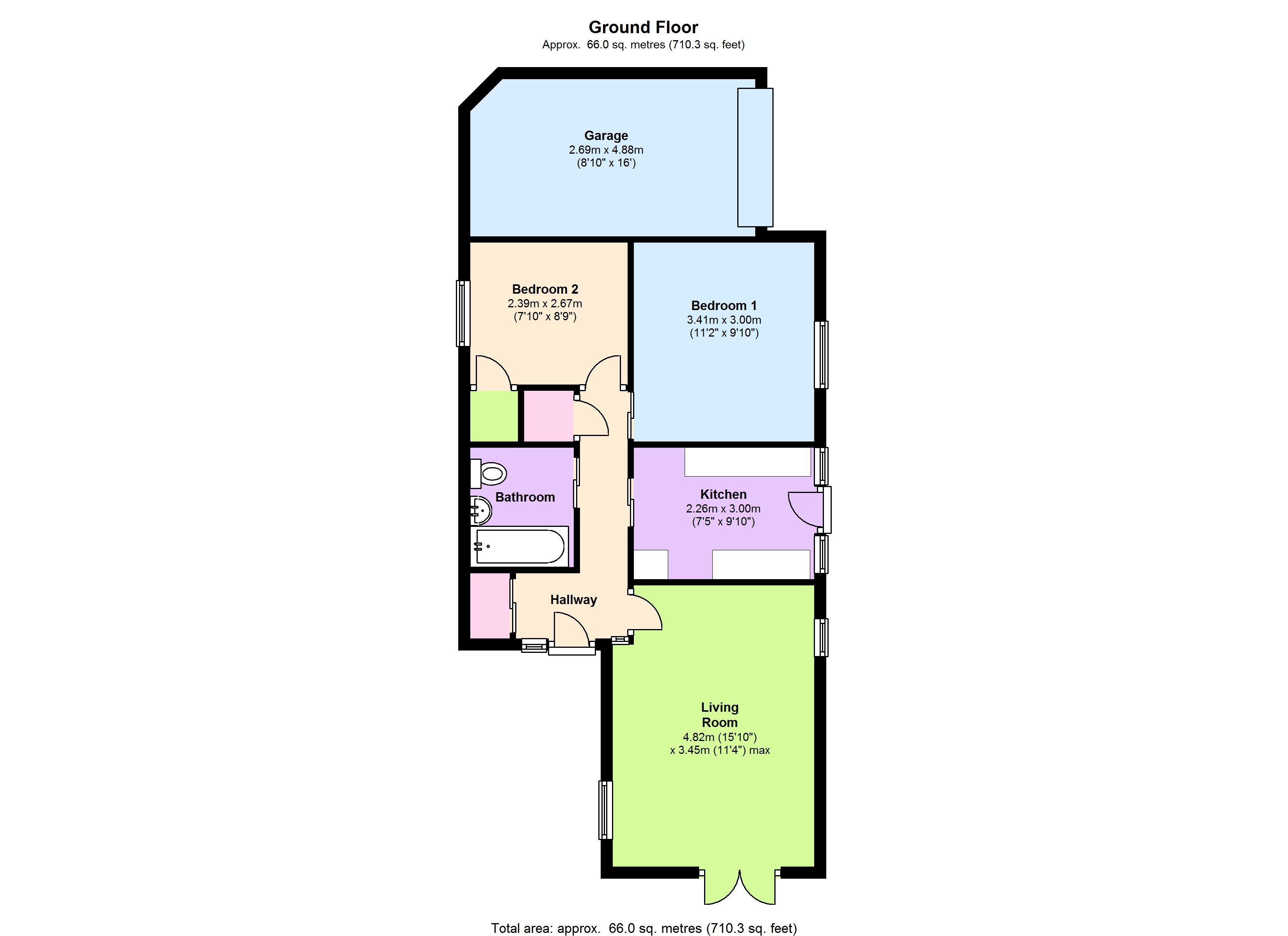 Buddle Lane, Exeter, EX4 floor plan