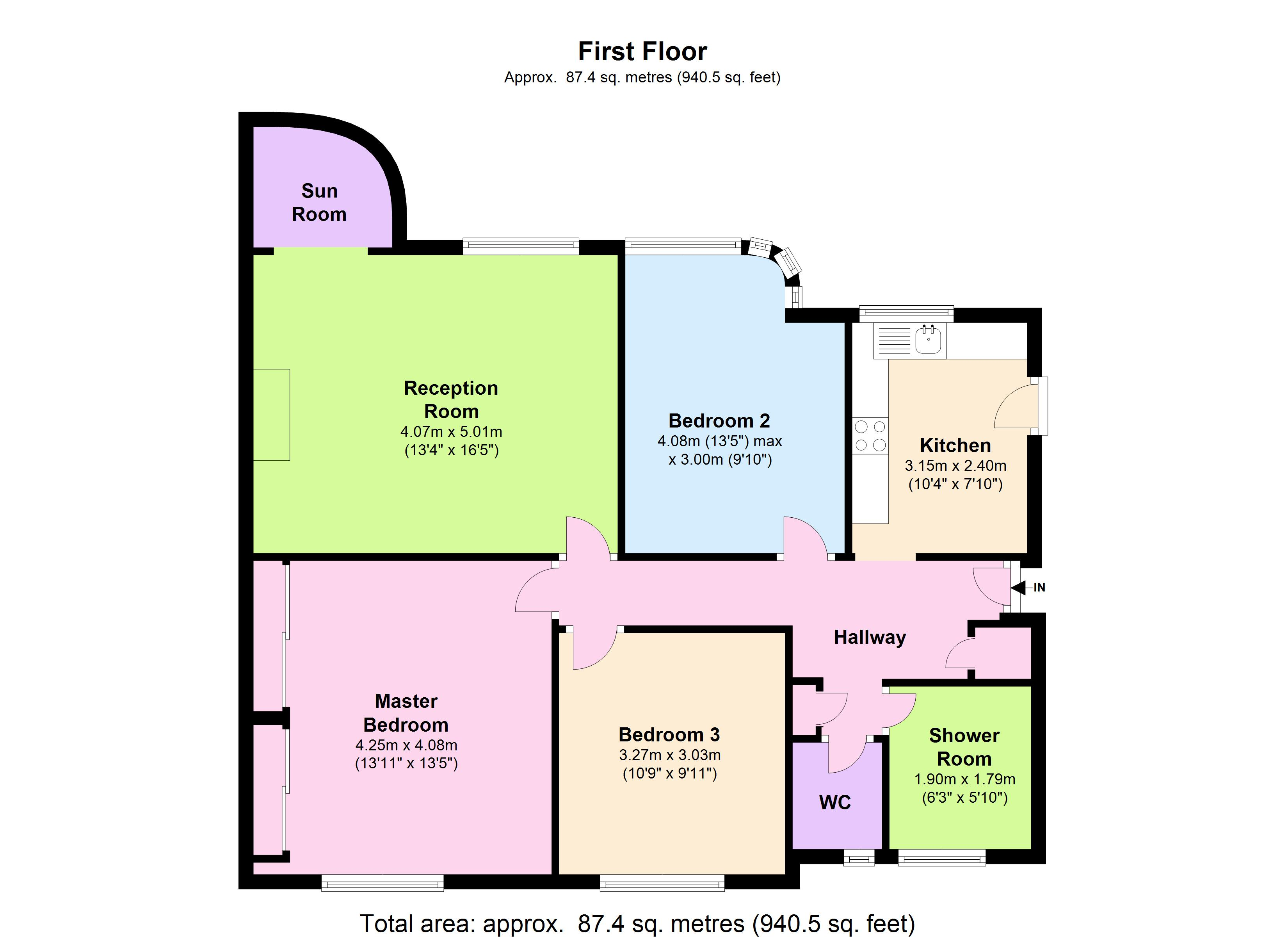 The Woodlands, London, SE19 floor plan